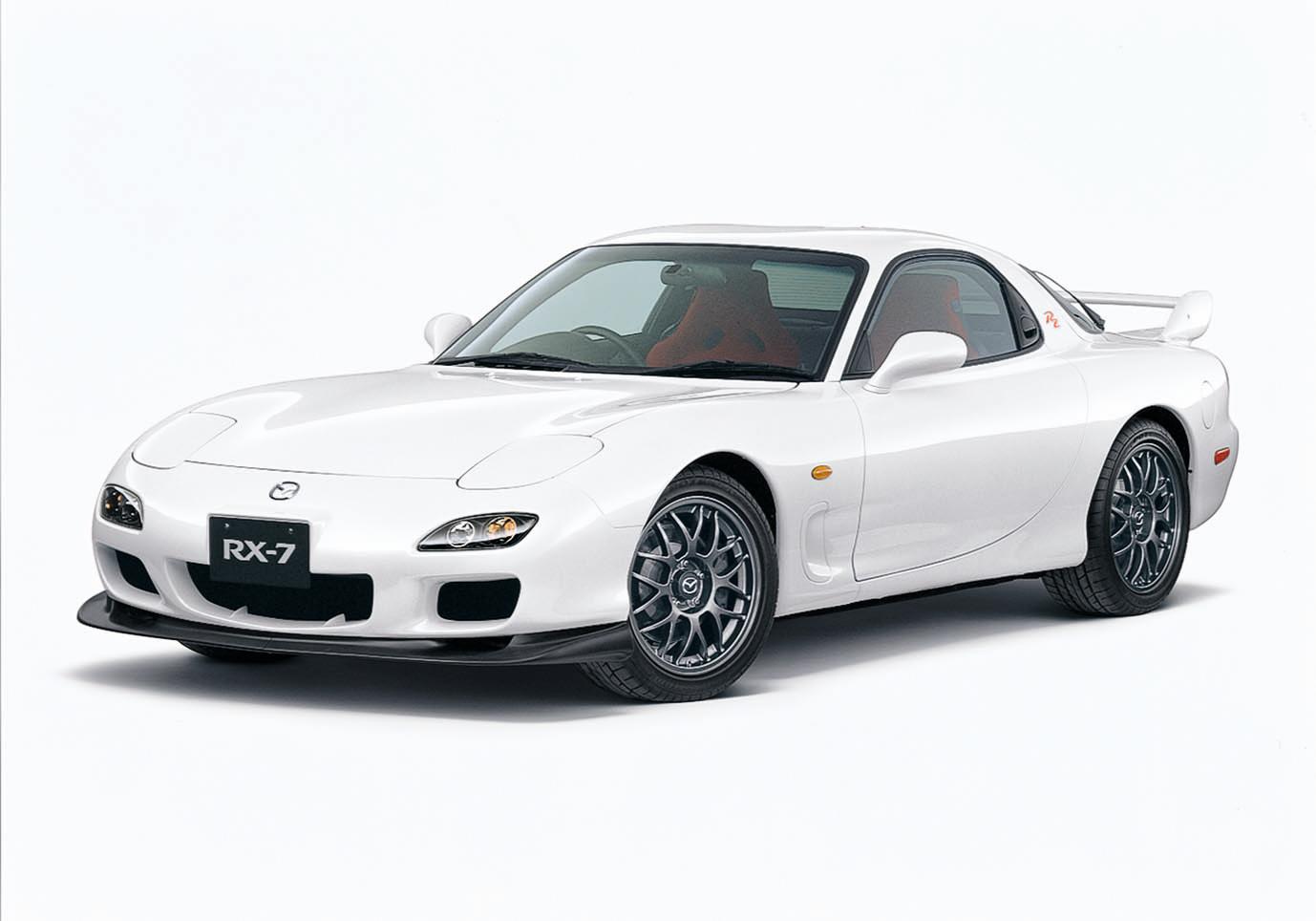 2000 Mazda RX-7