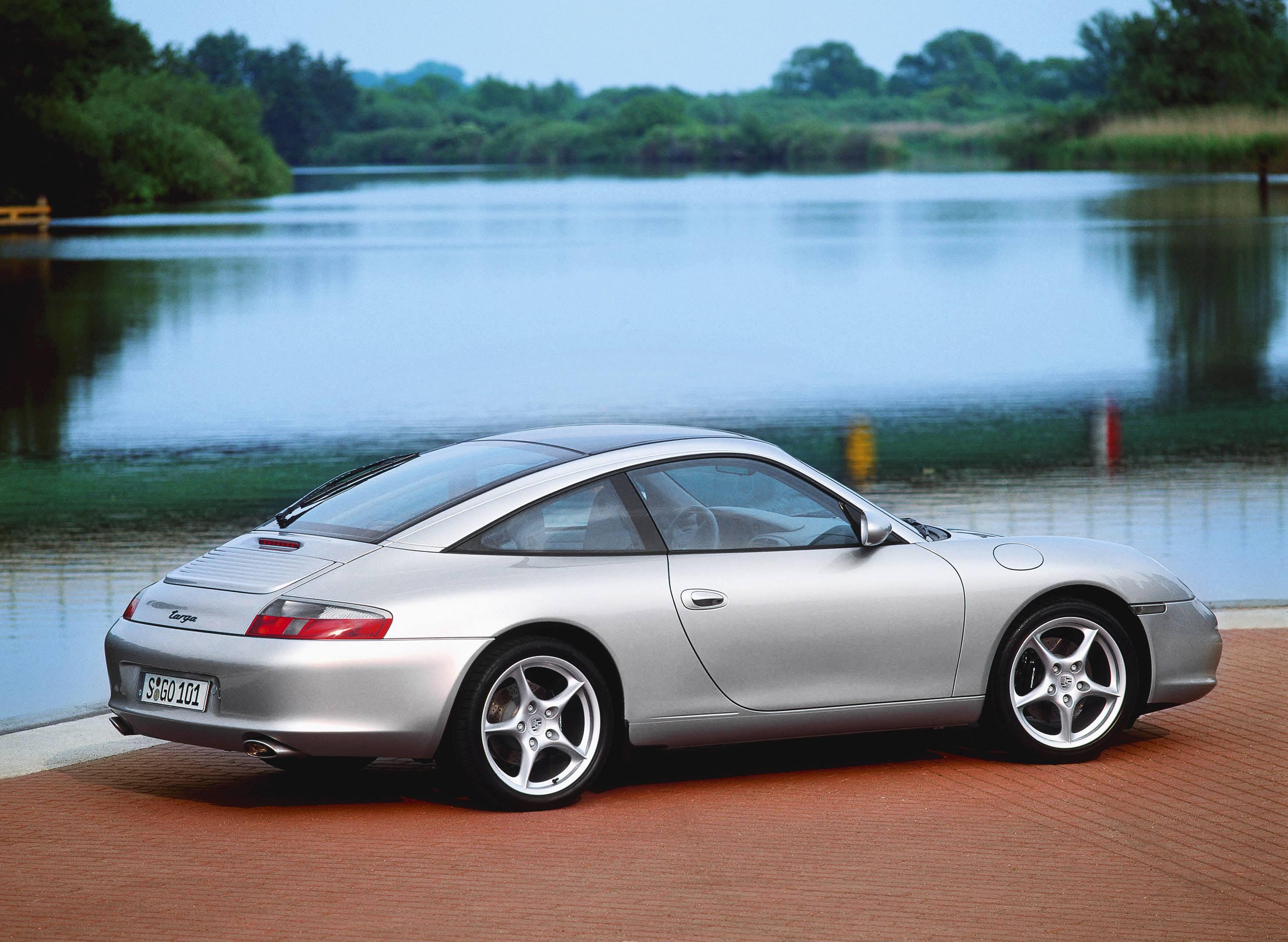 1999-2005 Porsche 911