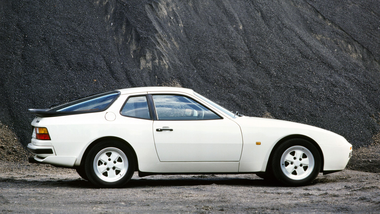 1982-1991 Porsche 944
