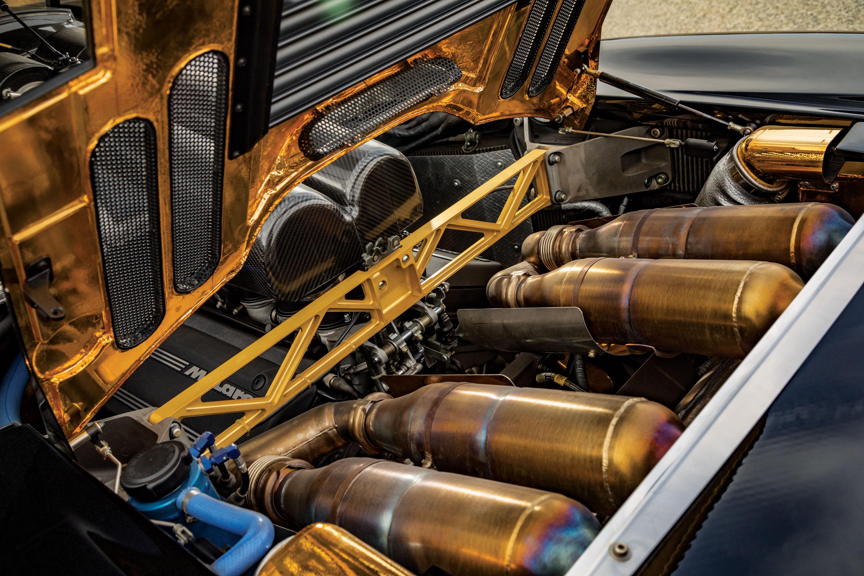 McLaren F1 engine