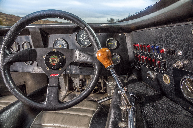 M6GT drivers seat