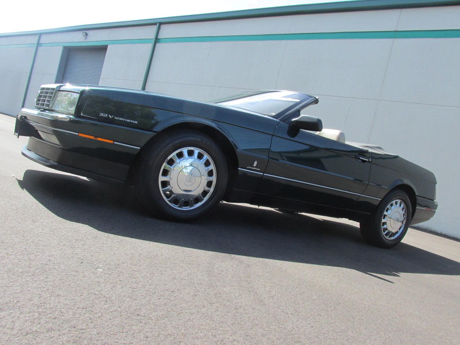 1993 Cadillac Allanté Northstar