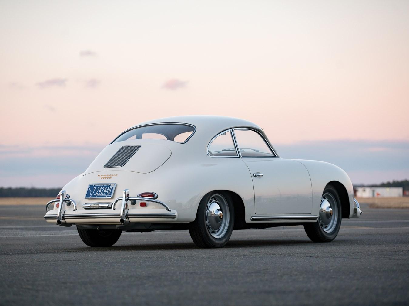 1959 Porsche 356A rear 3/4