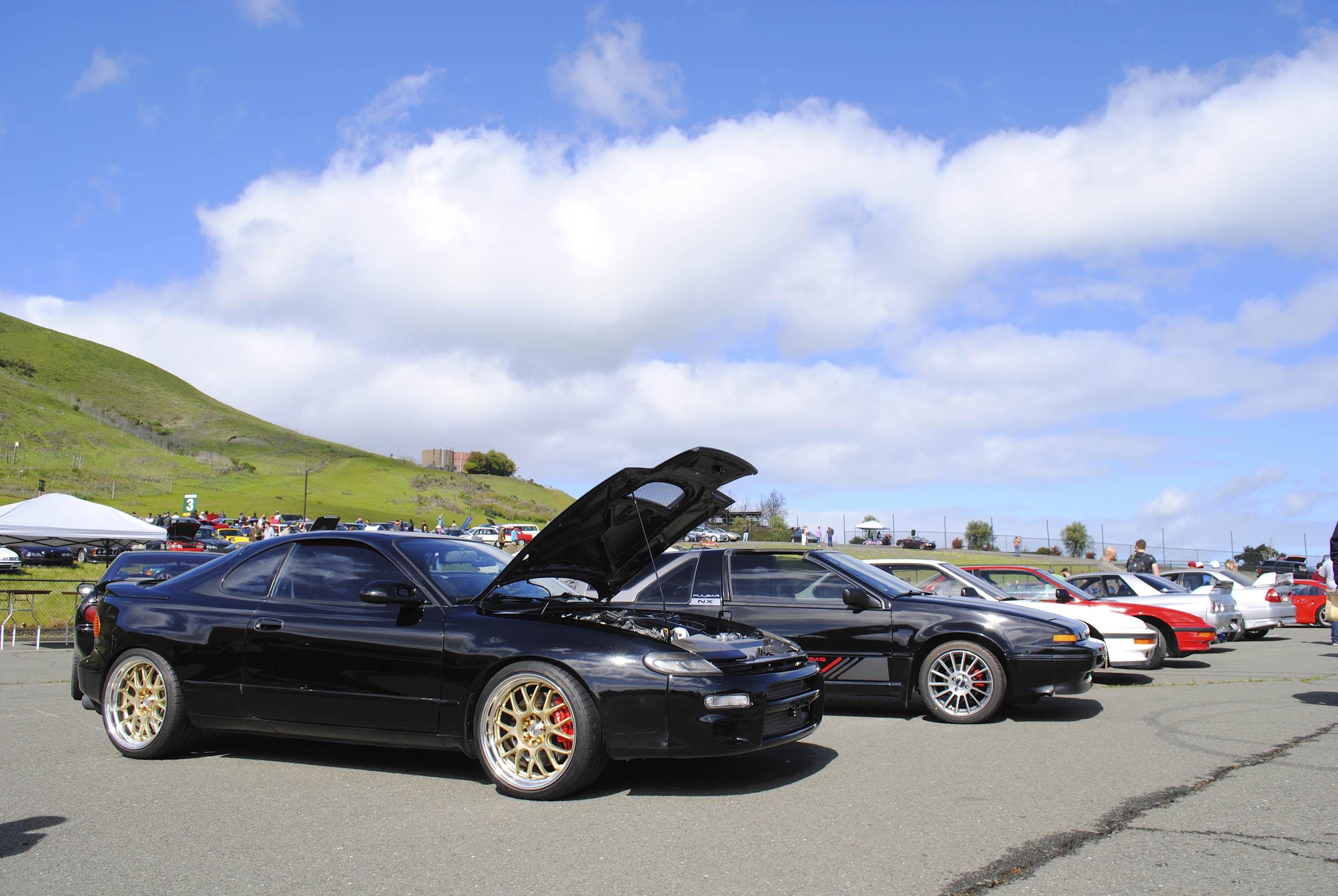 great cars shown at Radwood