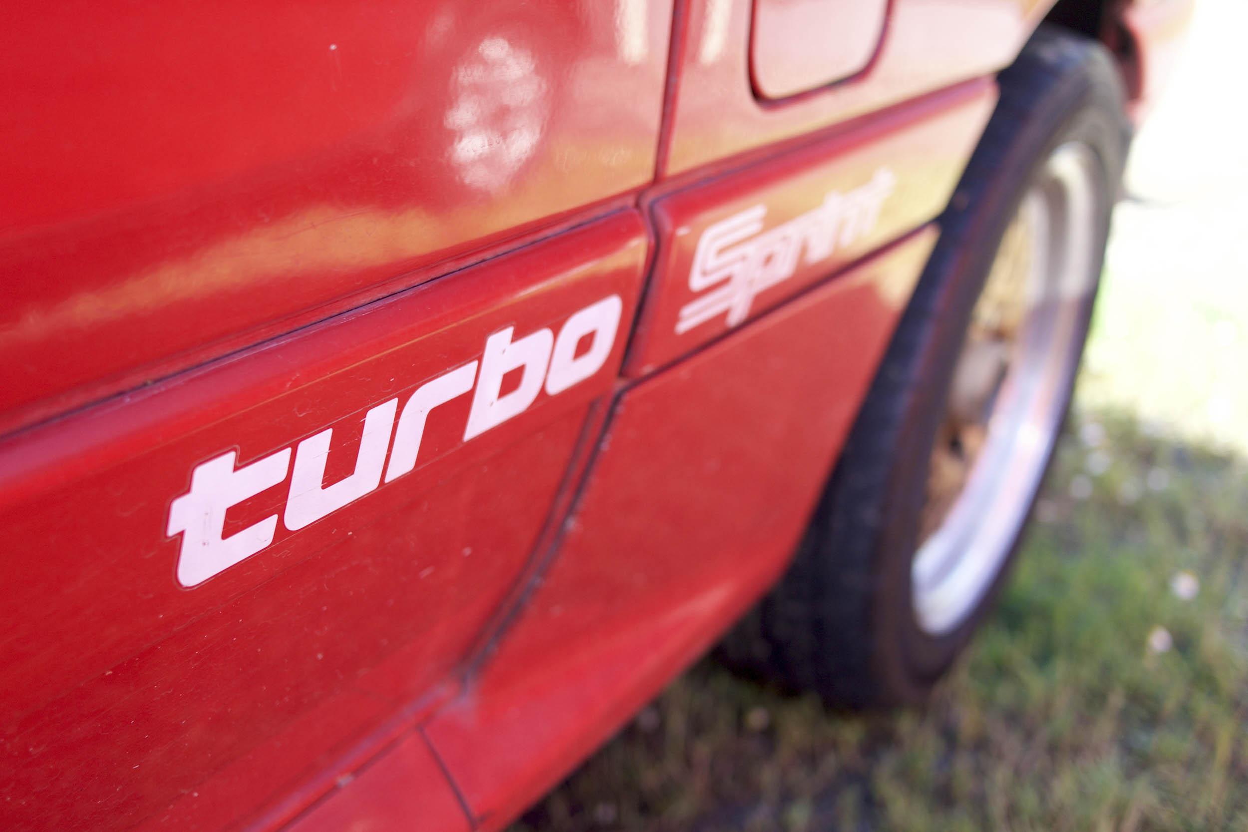 Radwood turbo sport
