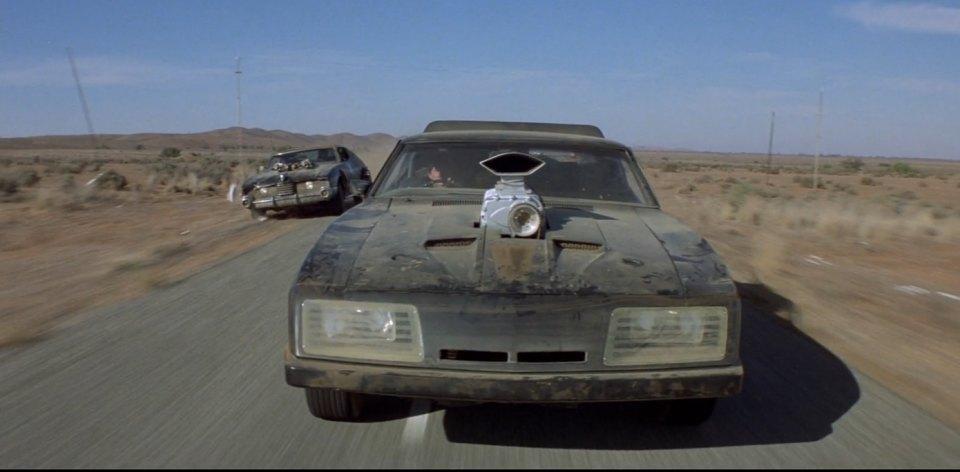 V8 Interceptor from Mad Max