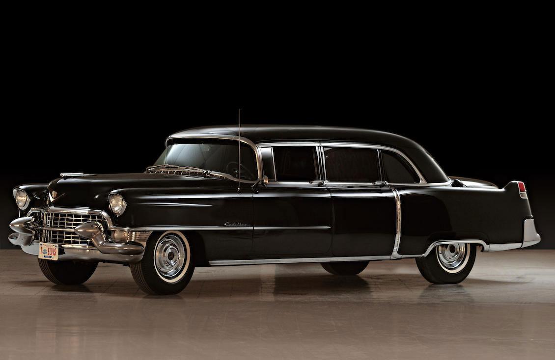 Elvis Presley's 1955 Cadillac Fleetwood 75 Limousine