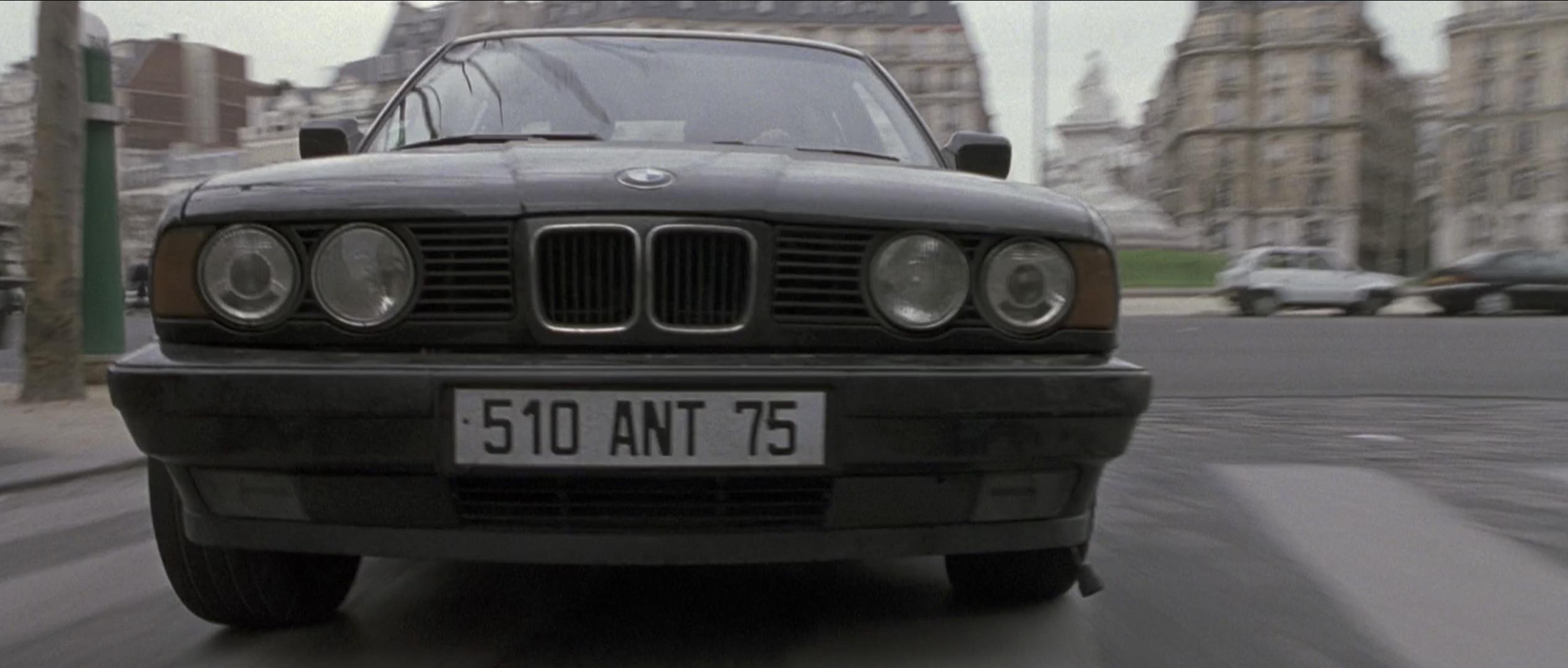 Ronin BMW chase