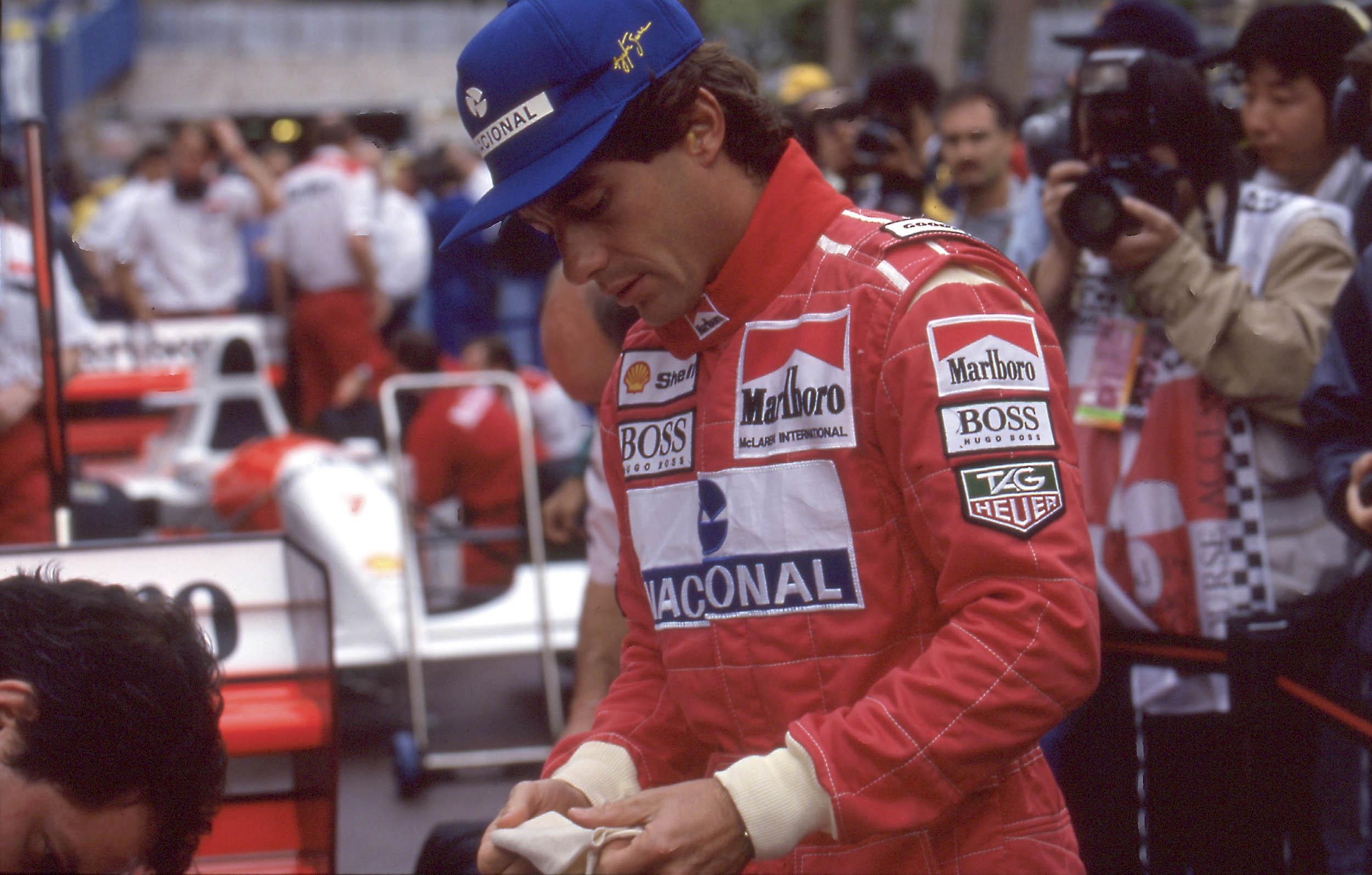 Senna McLaren 1993 Formula 1