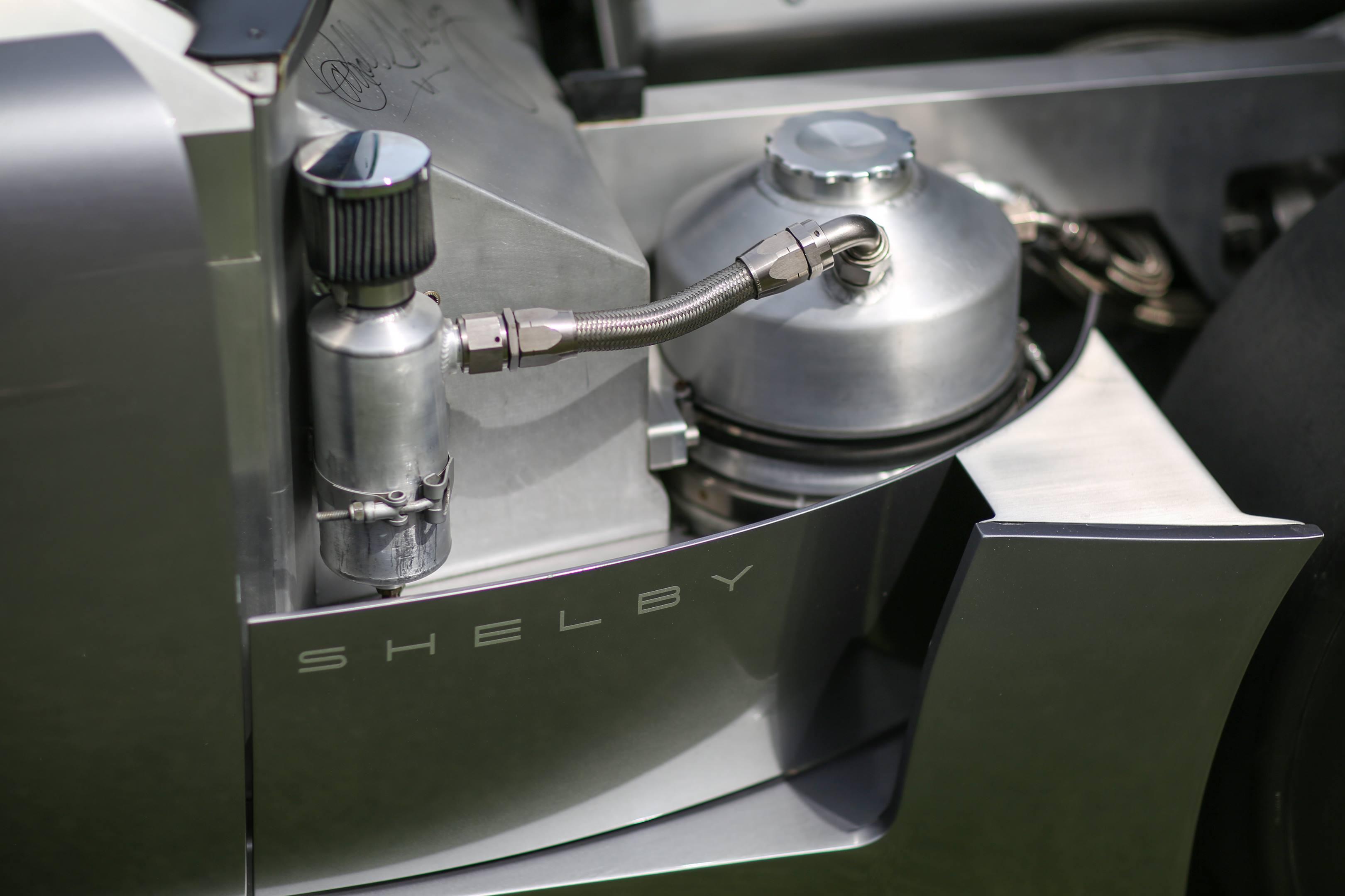 Shelby concept fuel pump