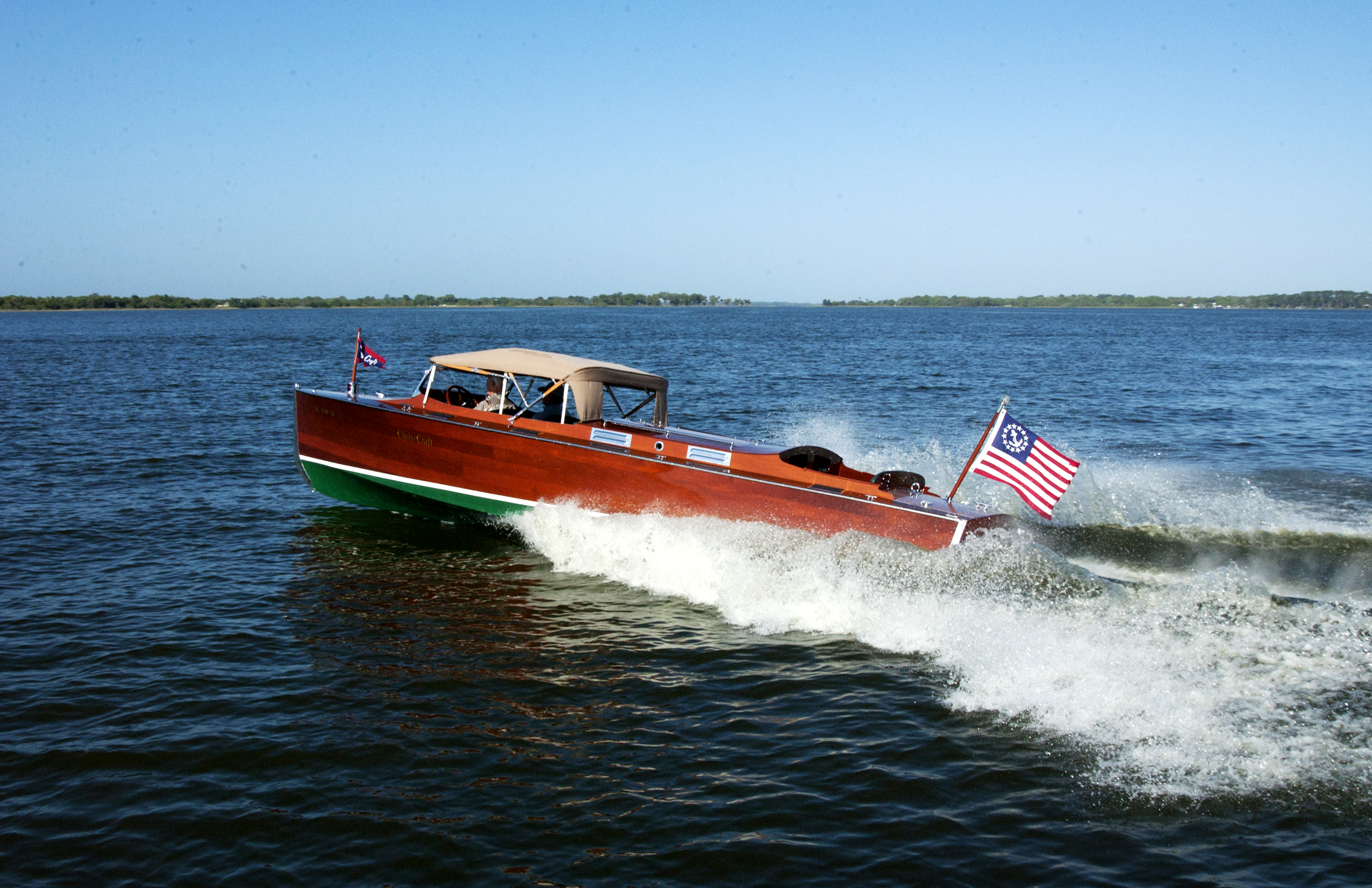 1929 Chris-Craft 26-foot Model 5 Runabout