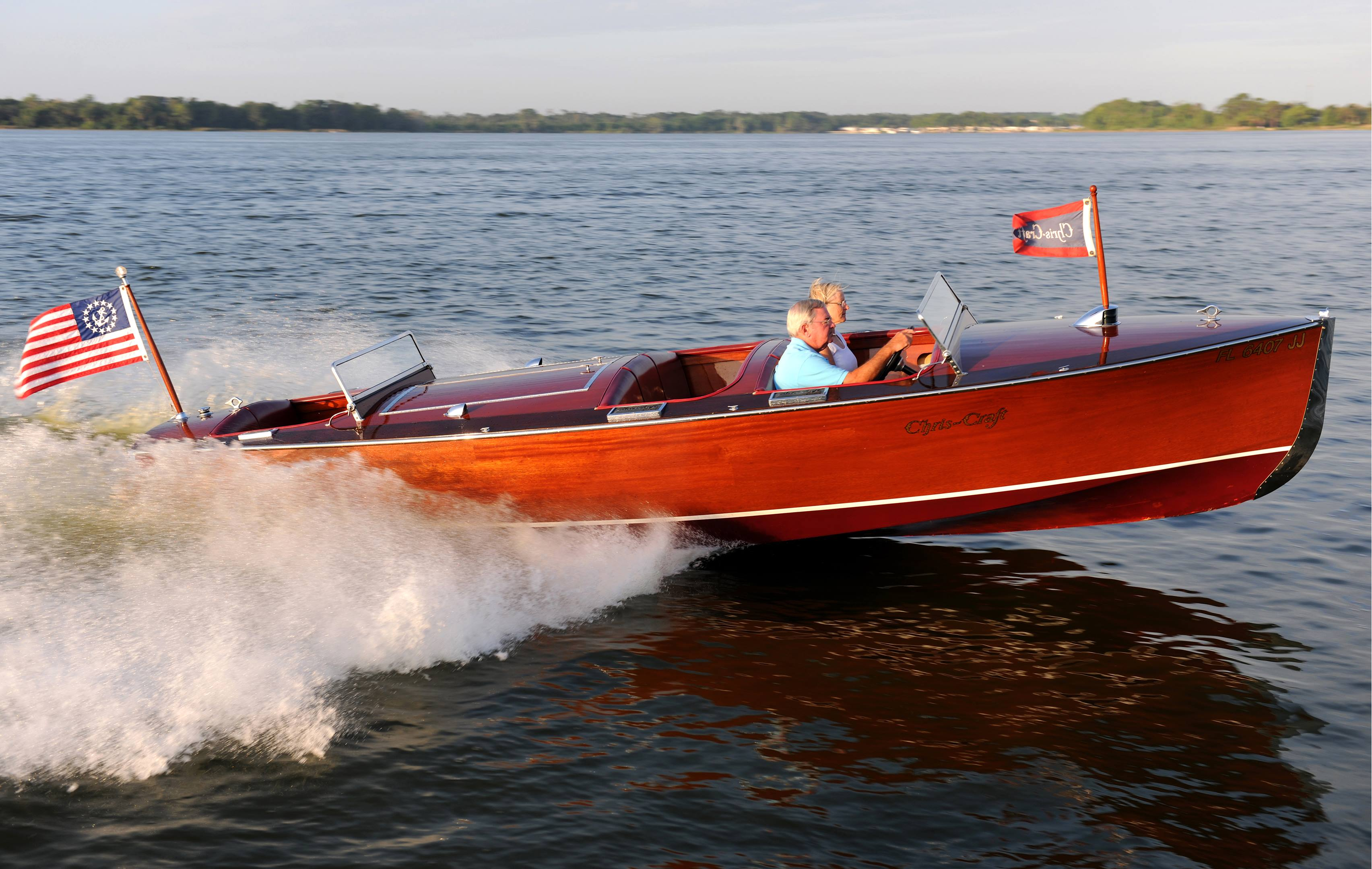 1936 Chris-Craft 22-foot Custom Runabout