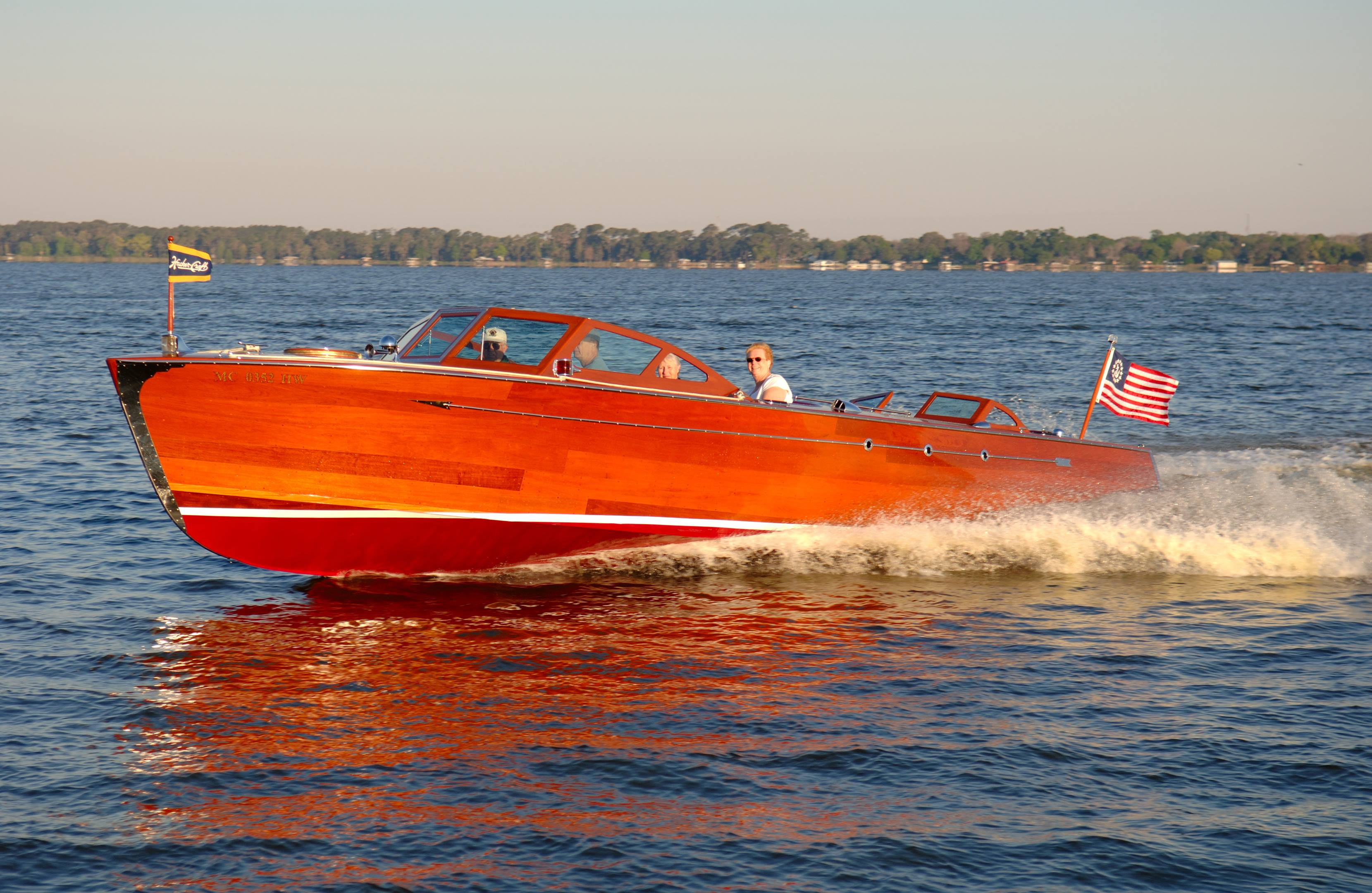1948 Hacker-Craft 30-foot Custom