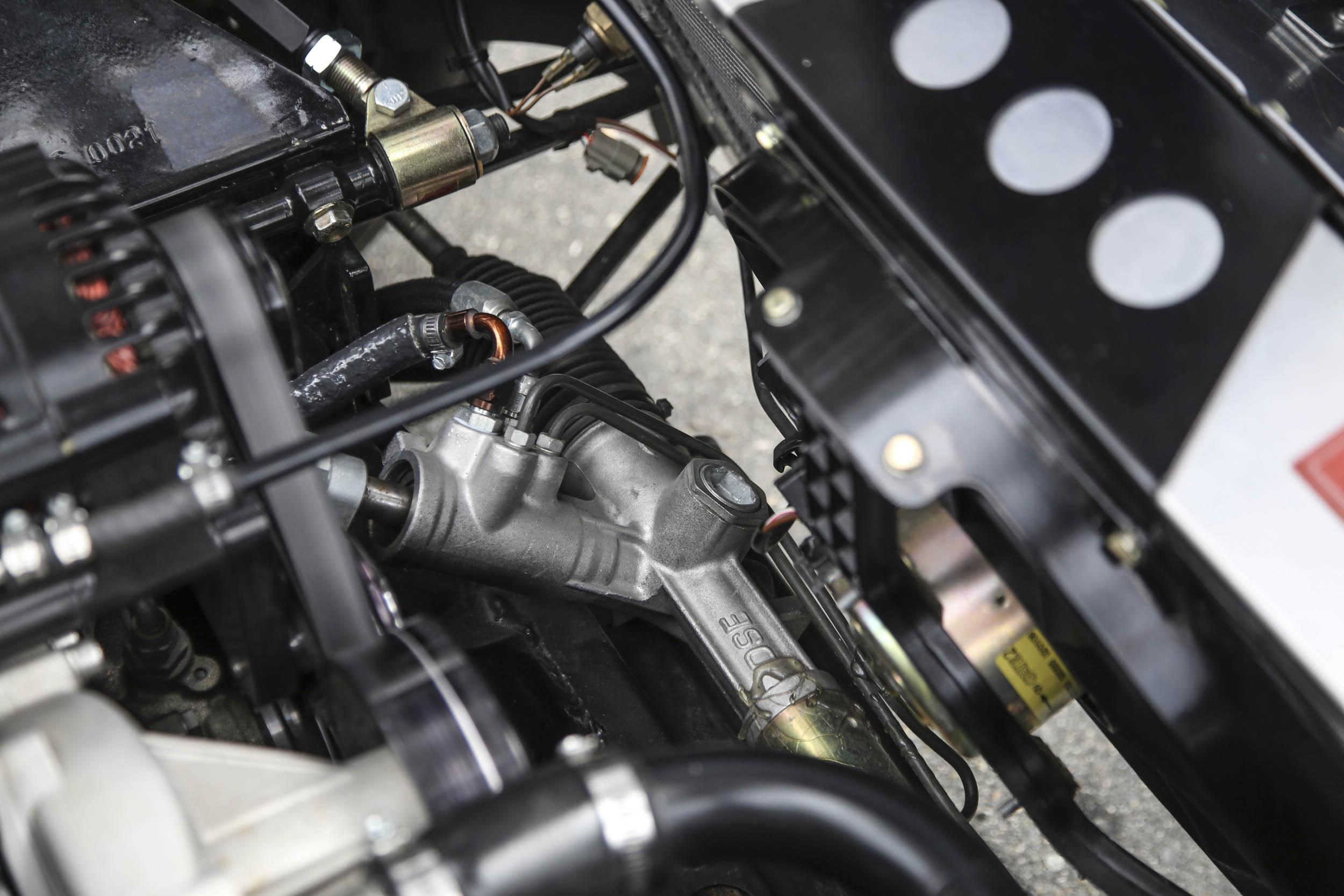 Superformance Corvette Grand Sport steering rack