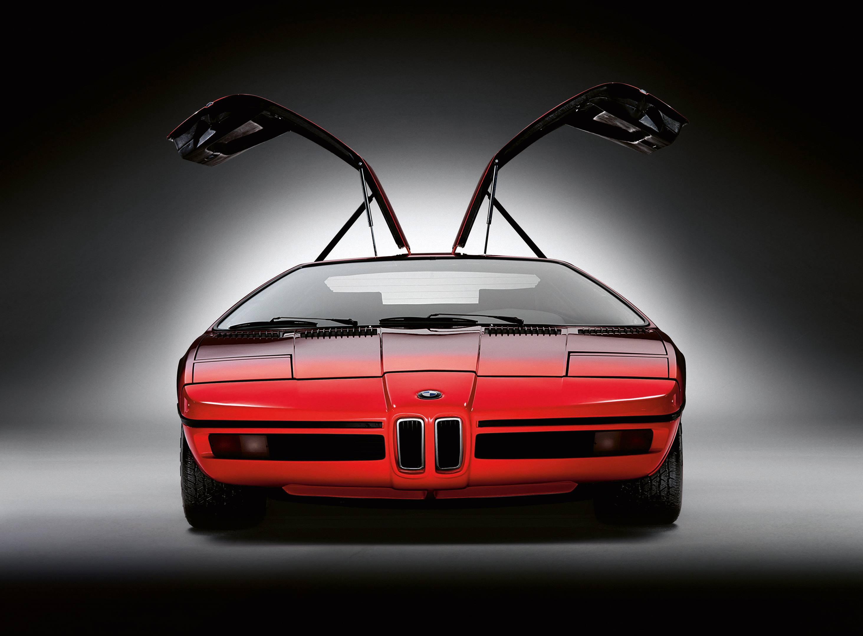 1972 BMW Turbo Concept