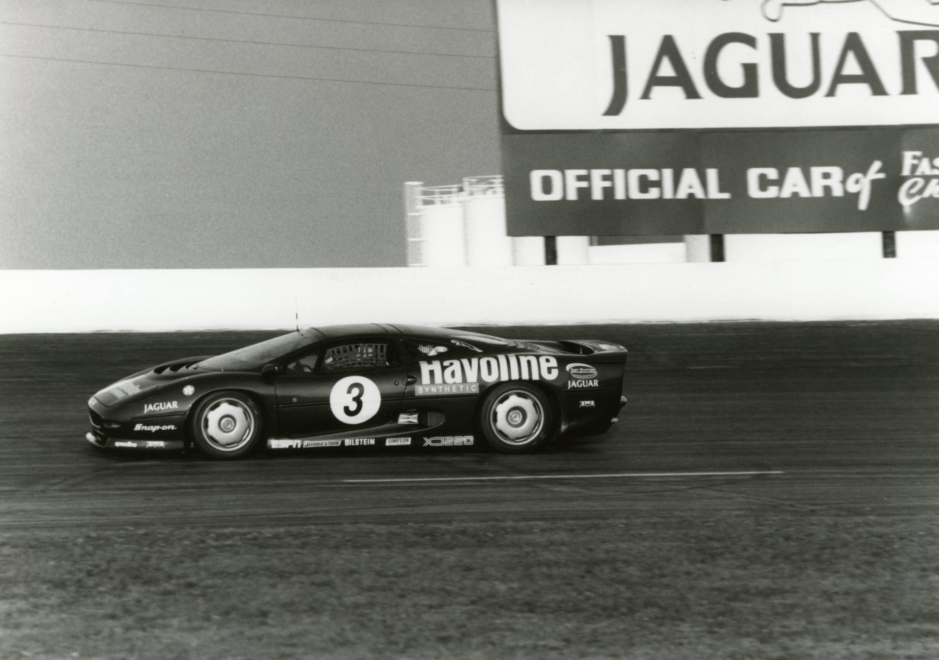 Jaguar XJ220 Fast Masters #3 car