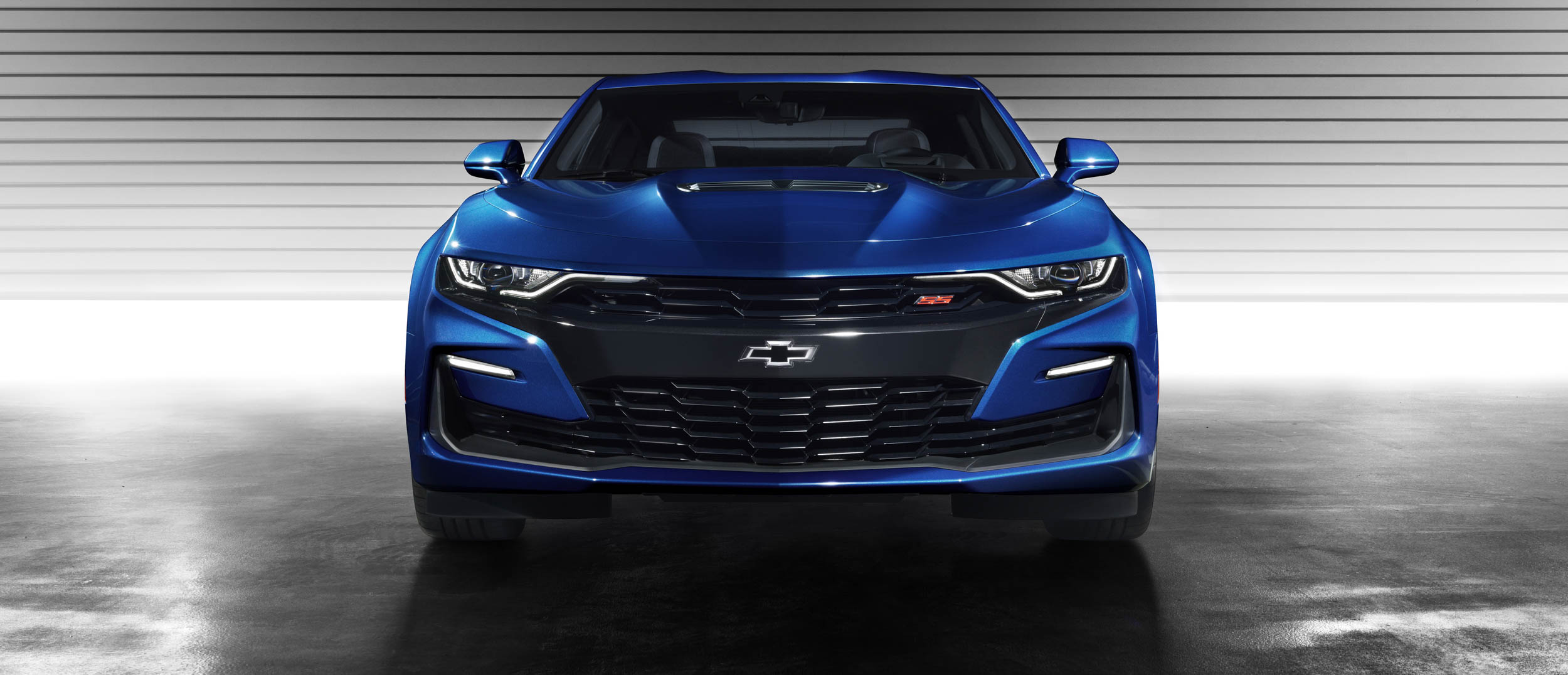 2019 Chevrolet Camaro SS front