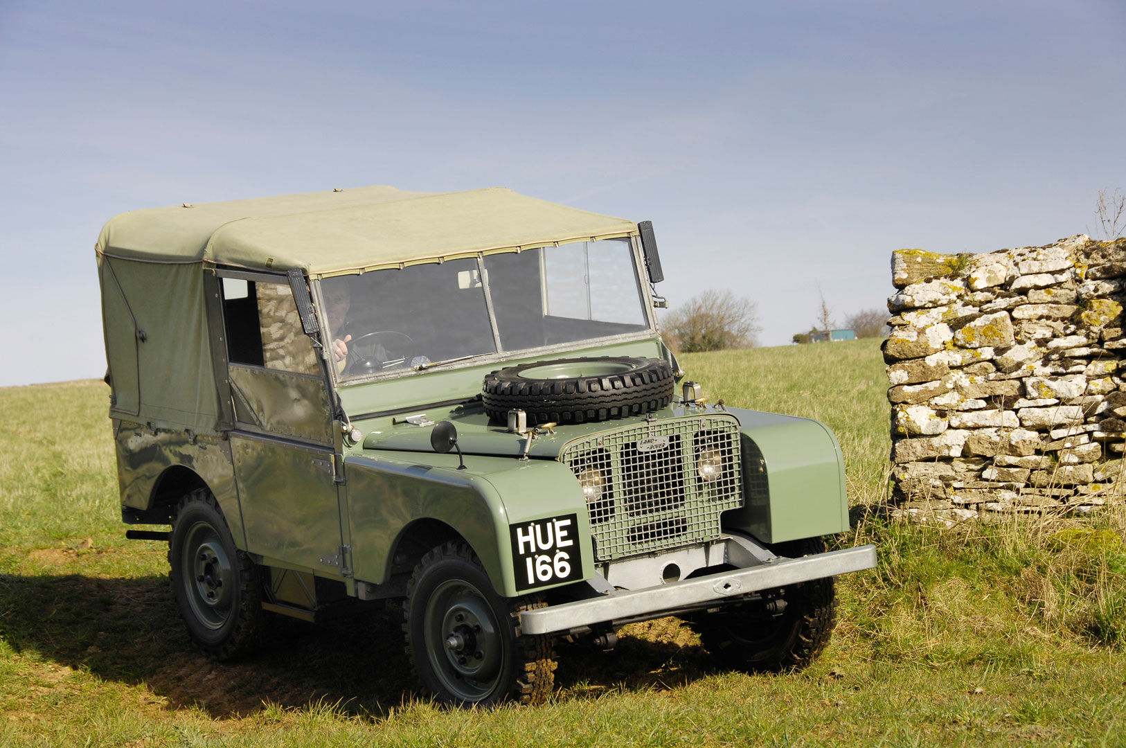 On the 70th anniversary of the Series I, here are Land Rover's major historical moments thumbnail