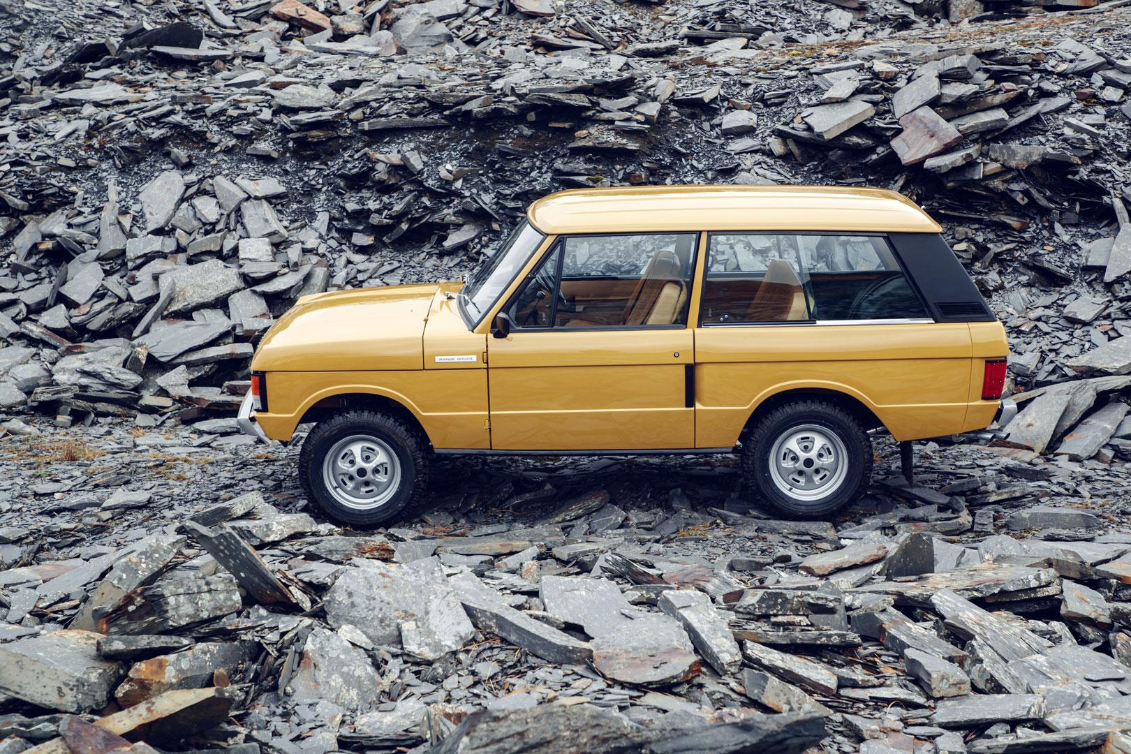 1986 Range Rover