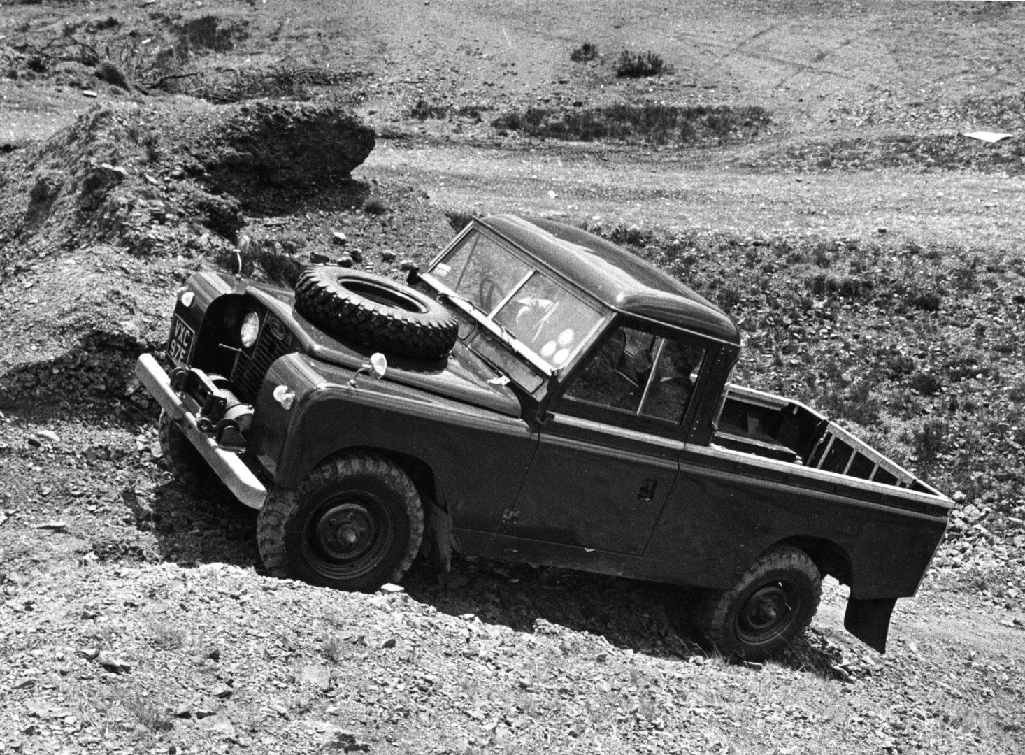 Series II pickup
