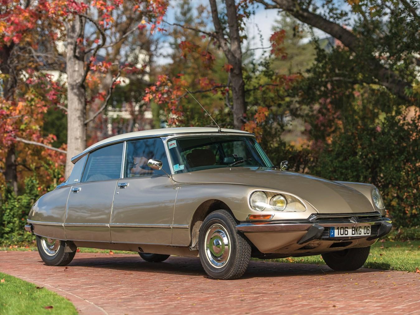Bizaare Looking 1970 Citroën DS 21 Pallas In Depth Review