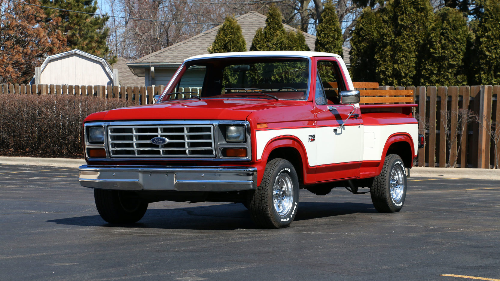 1985 Ford F-series