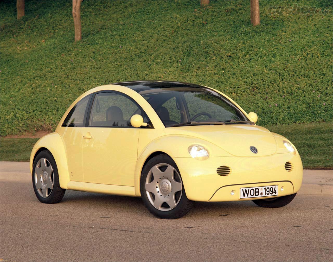 1994 Volkswagen Concept 1 front 3/4
