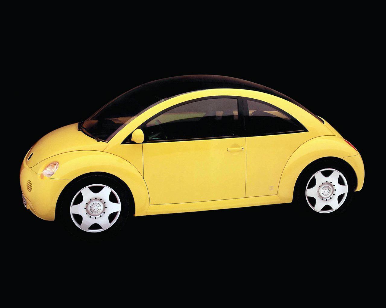 1994 Volkswagen Concept 1 profile