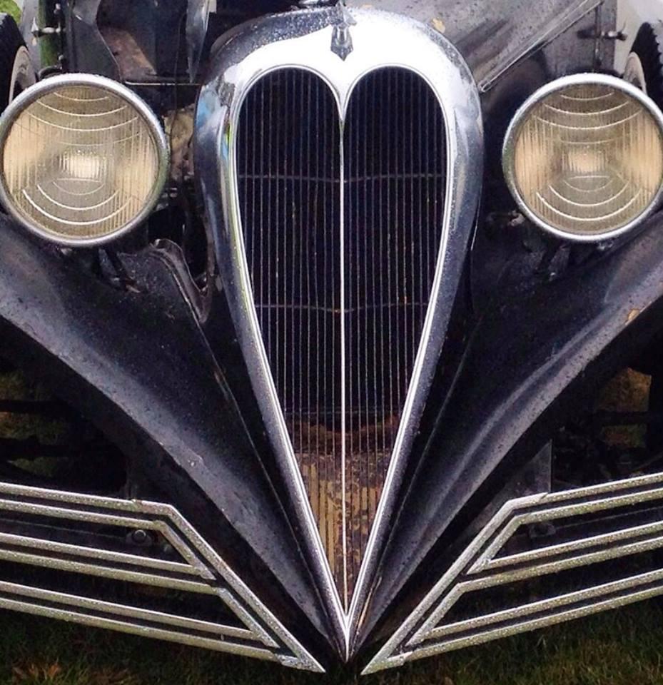 1934 Brewster Town Car