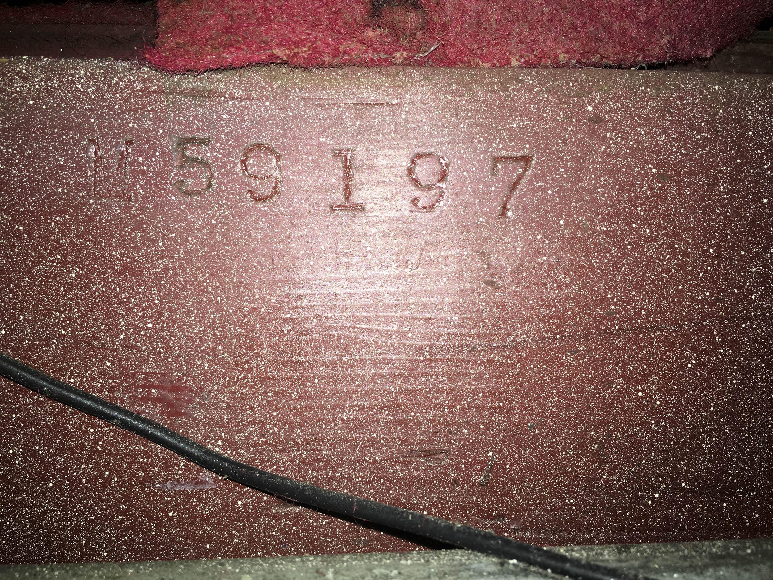 1959 hull #
