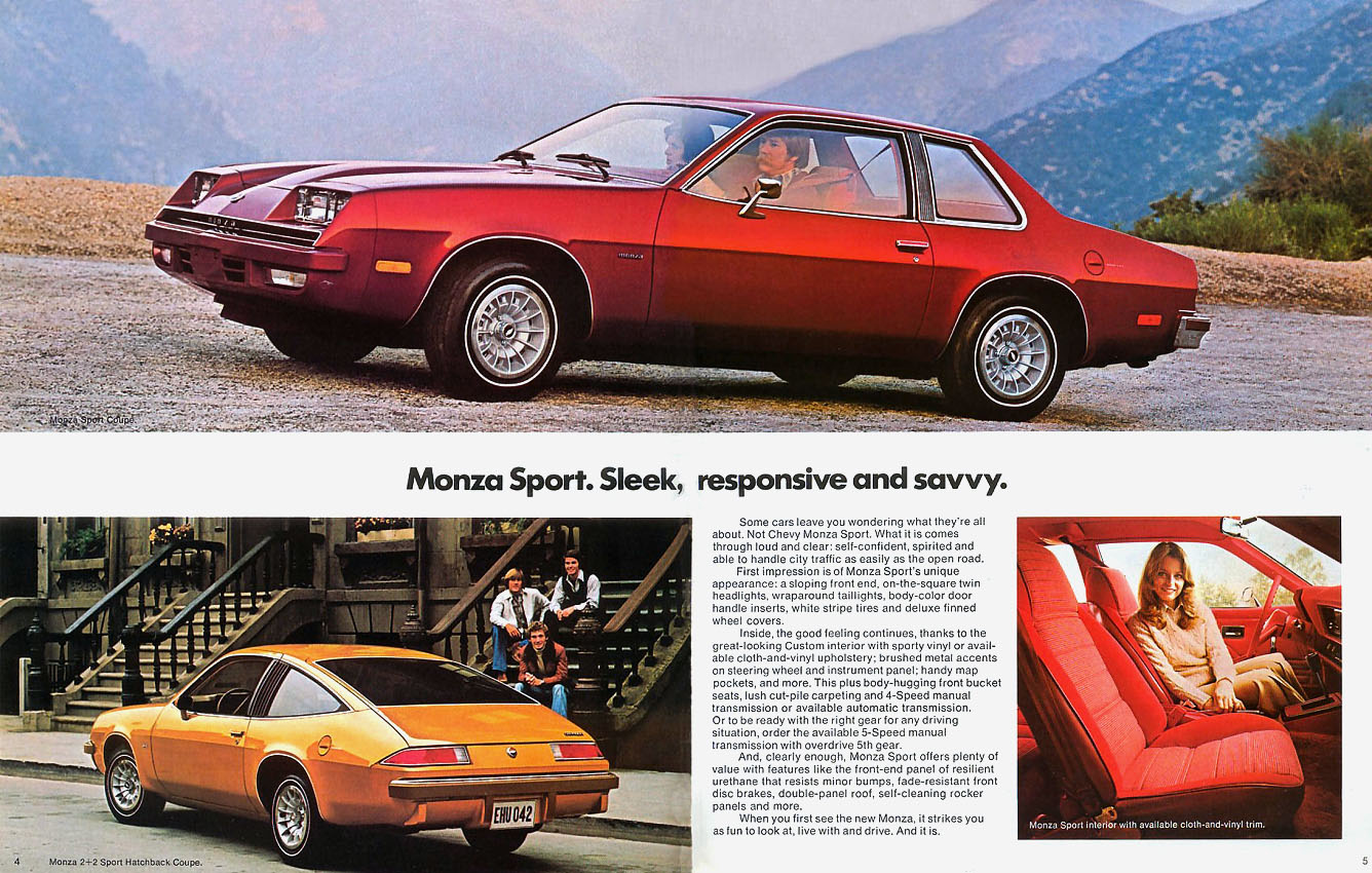 The Chevy Monza Was Born At Just The Wrong Time But Fans Keep The