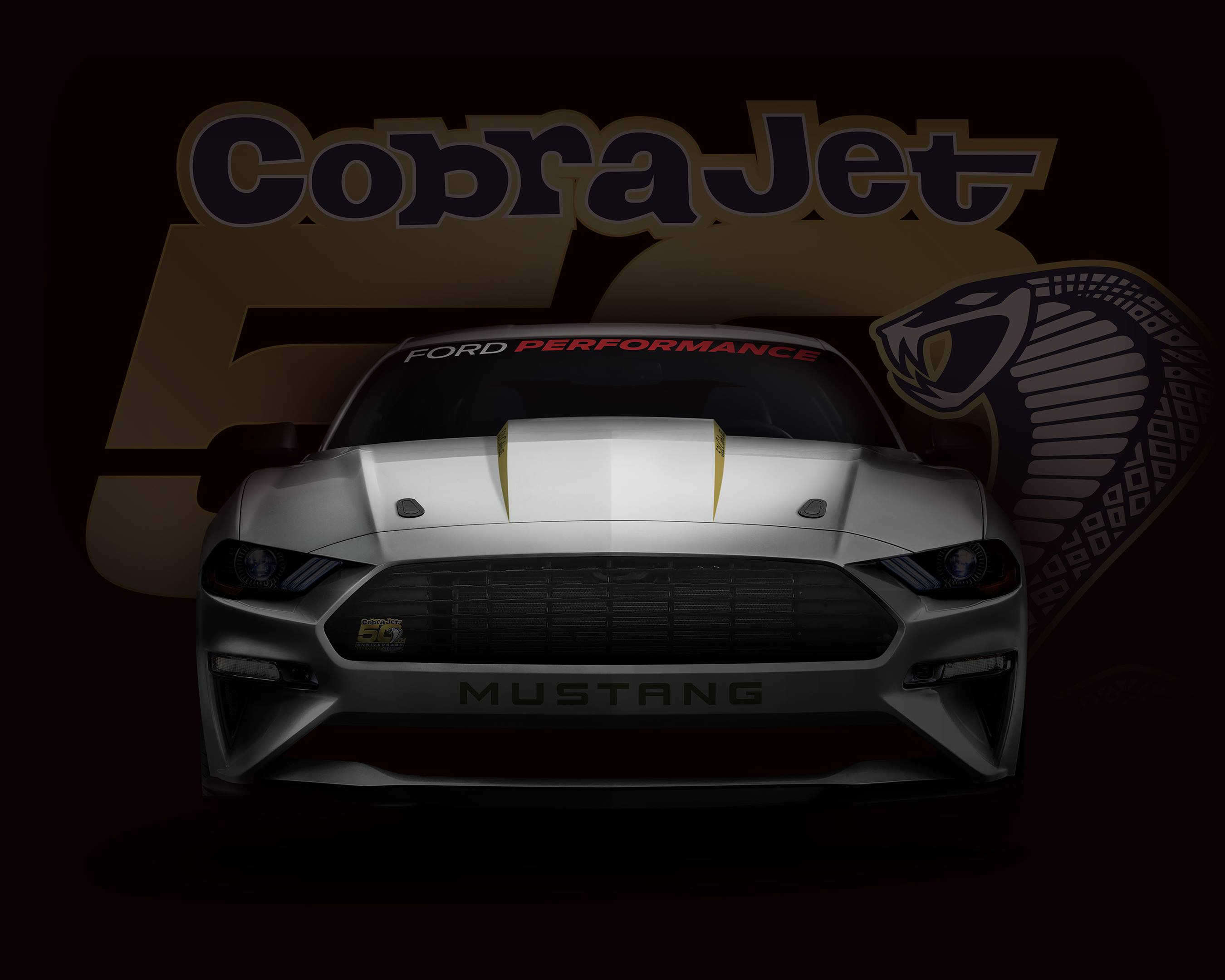 Ford celebrates Cobra Jet's 50th anniversary with 68 new strip-ready Mustangs thumbnail
