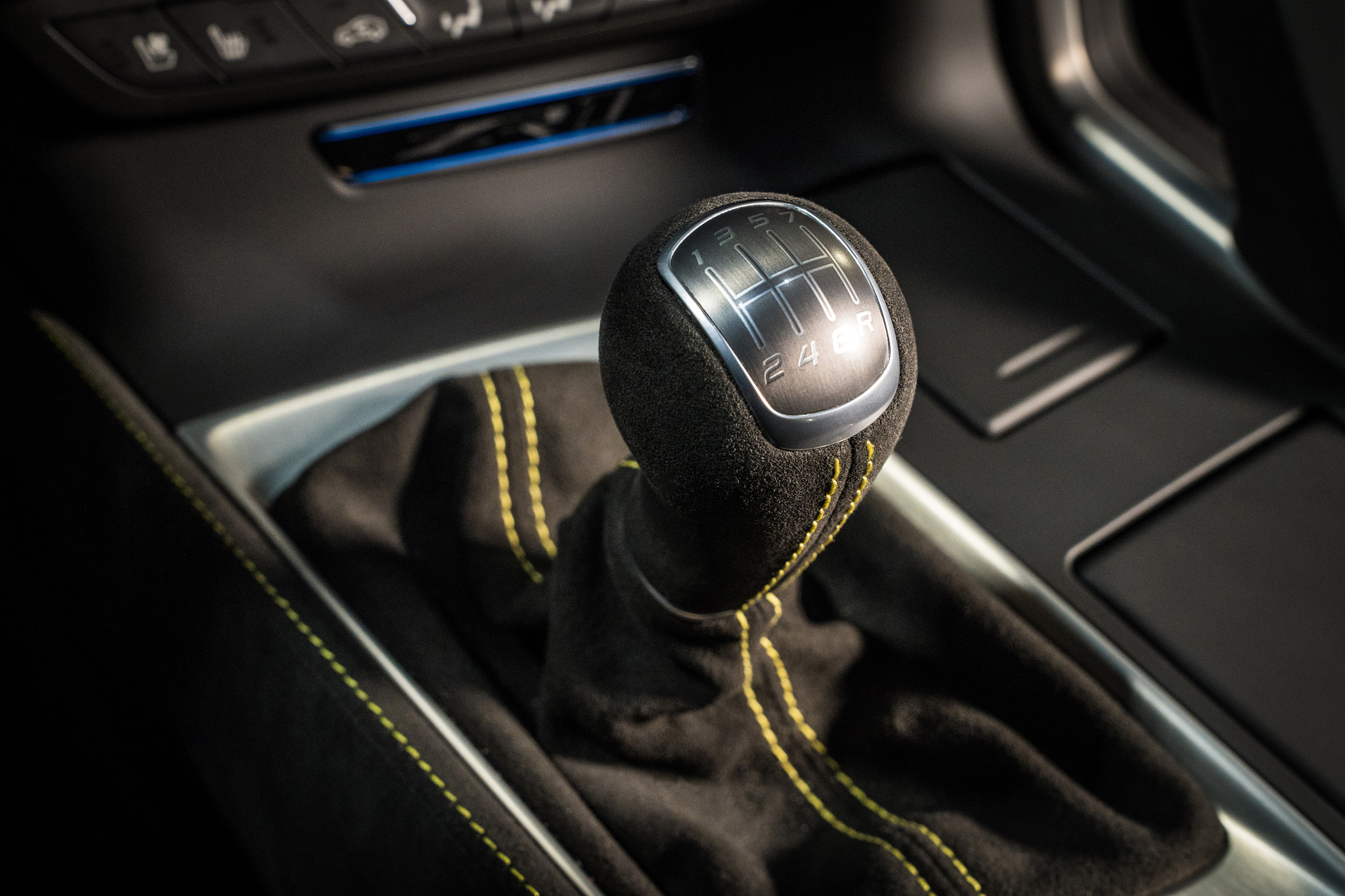2019 chevrolet corvette zr1 7 speed manual transmission shift lever