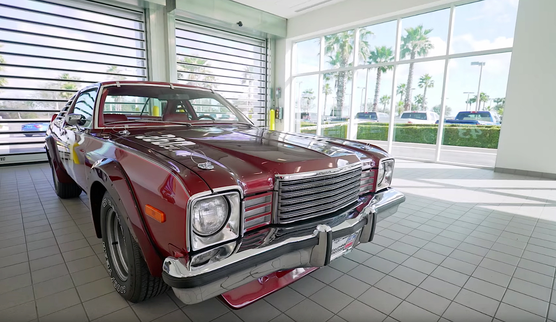 1978 Dodge Street Kit Car front 3/4