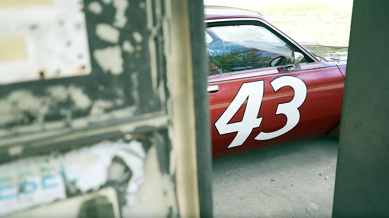 1978 Dodge Street Kit Car race car paint detail