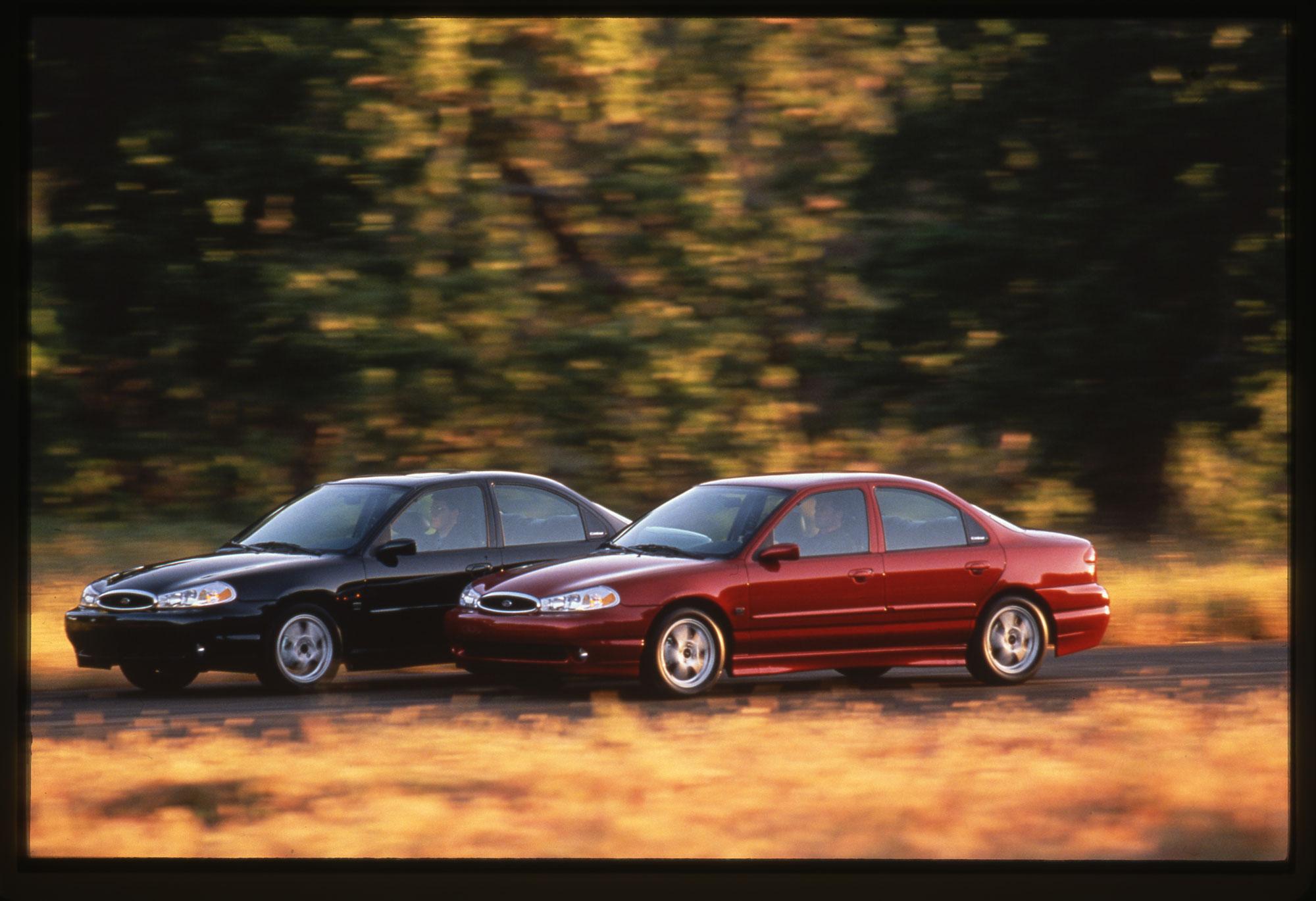 1999 Ford SVT Contour