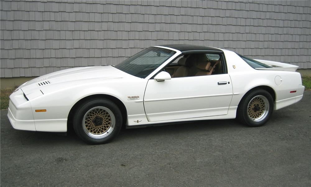 1989 Pontiac Turbo Trans Am