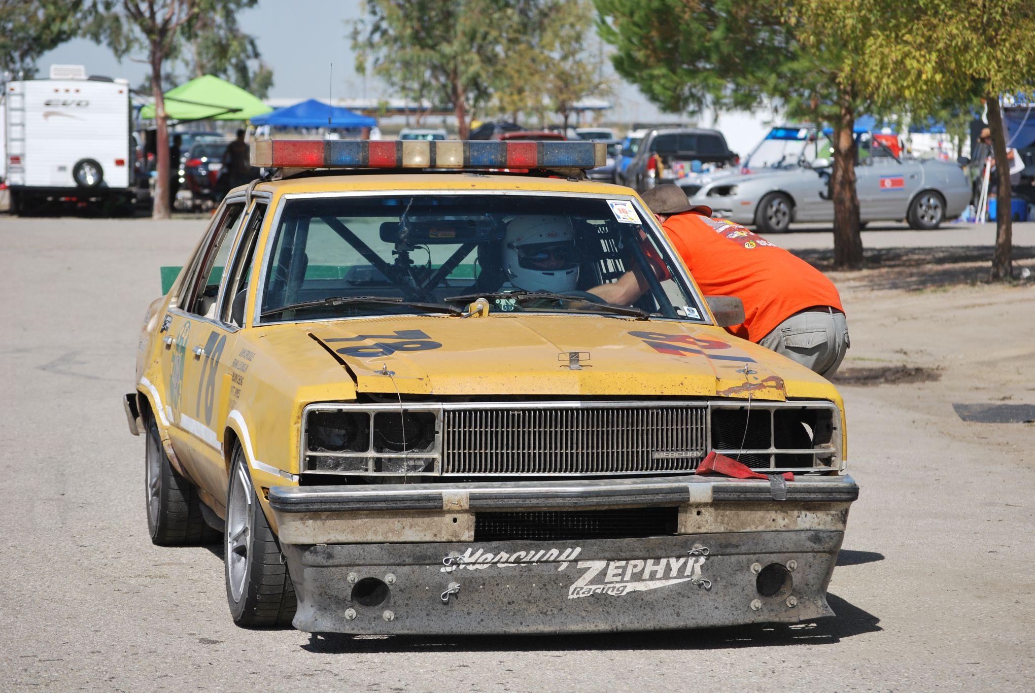 Lemons Mercury Zephyr racing