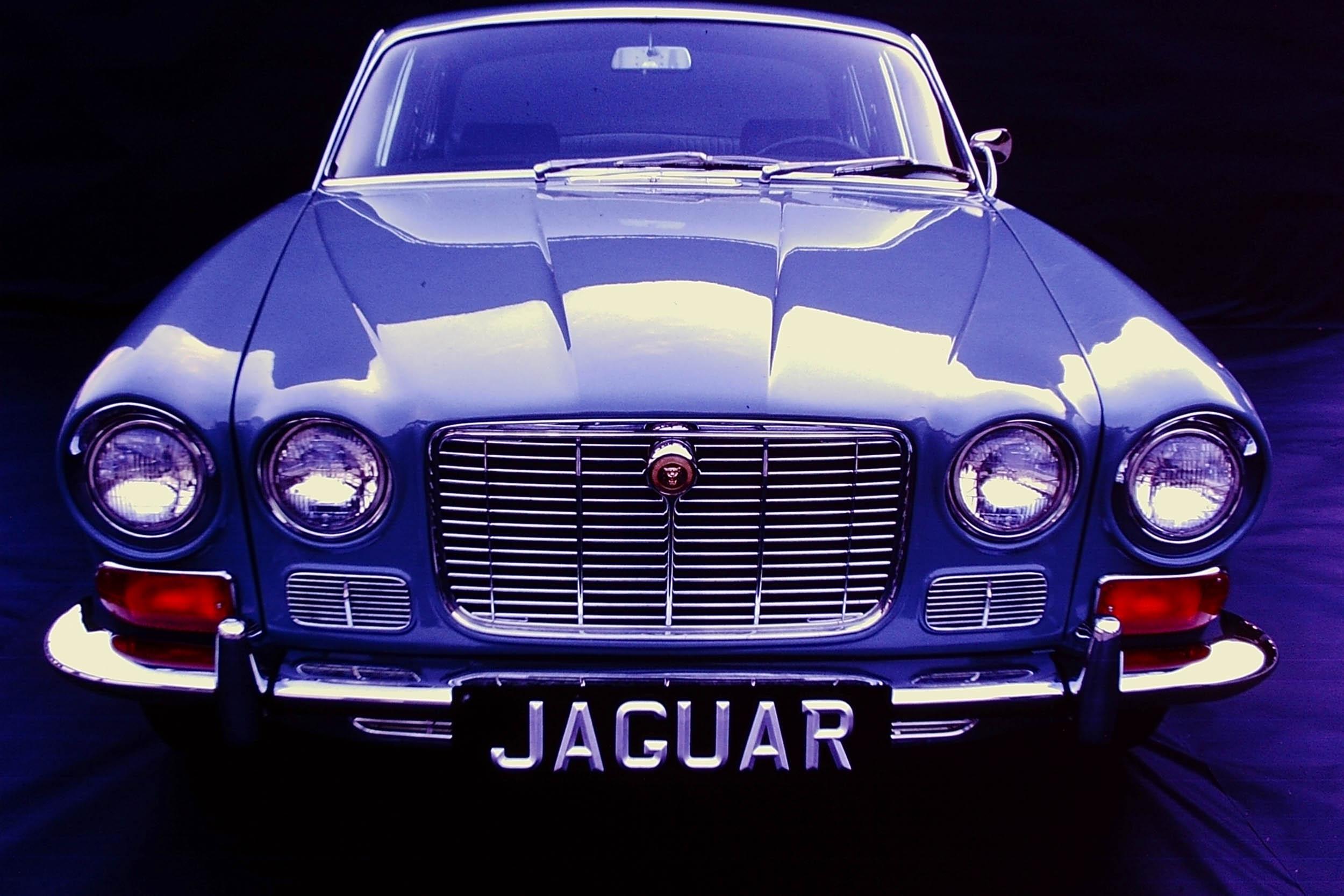 XJ Series I front