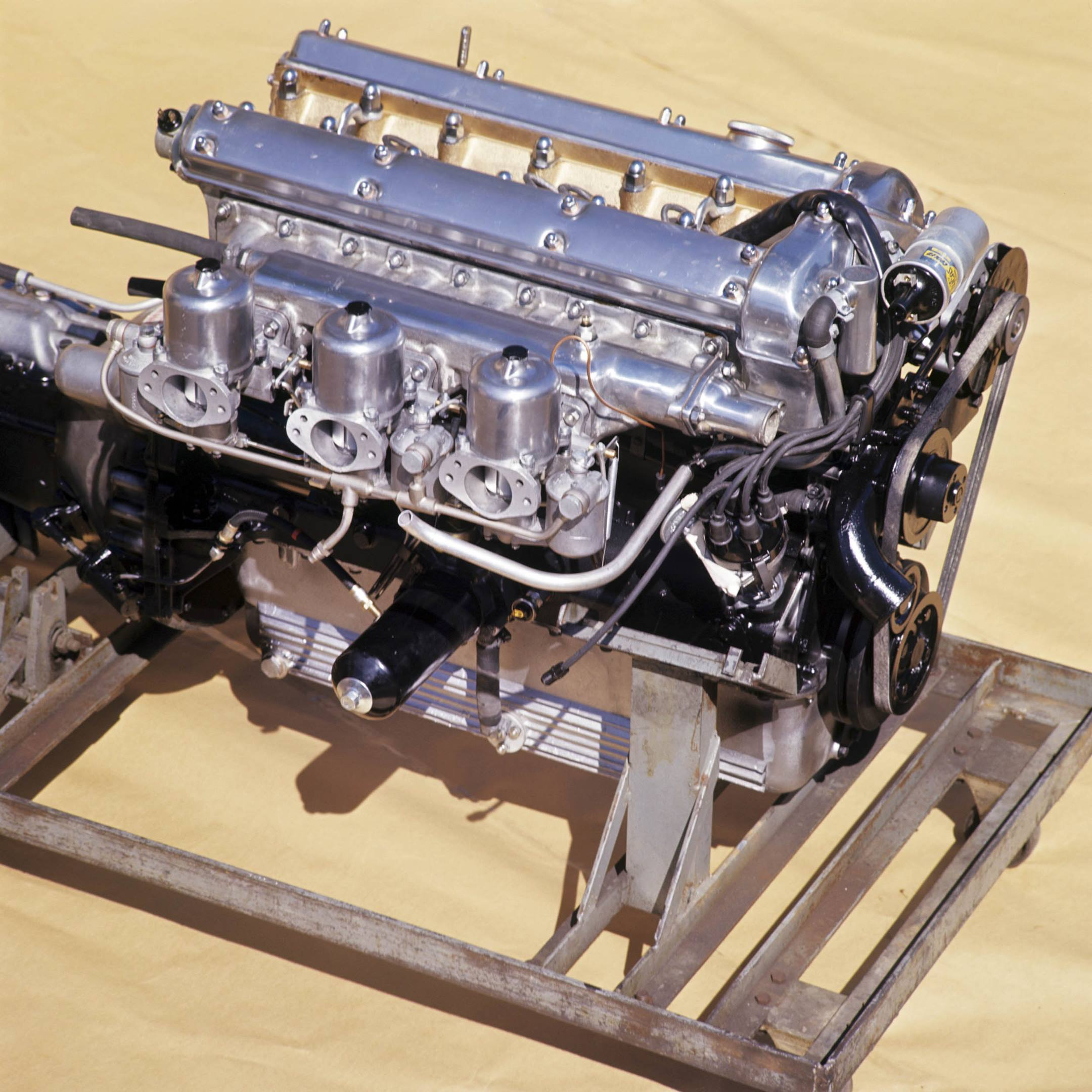 XK engine