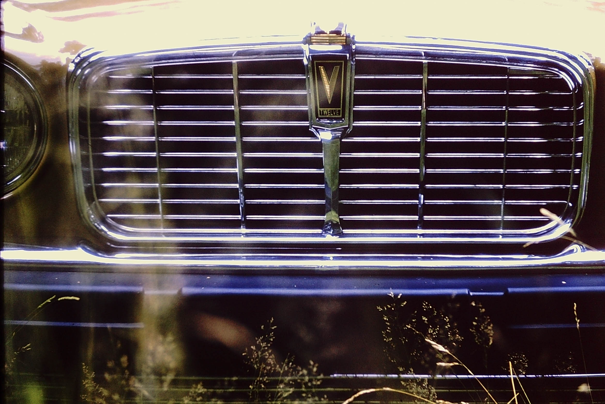 Series II XJ12 Grille