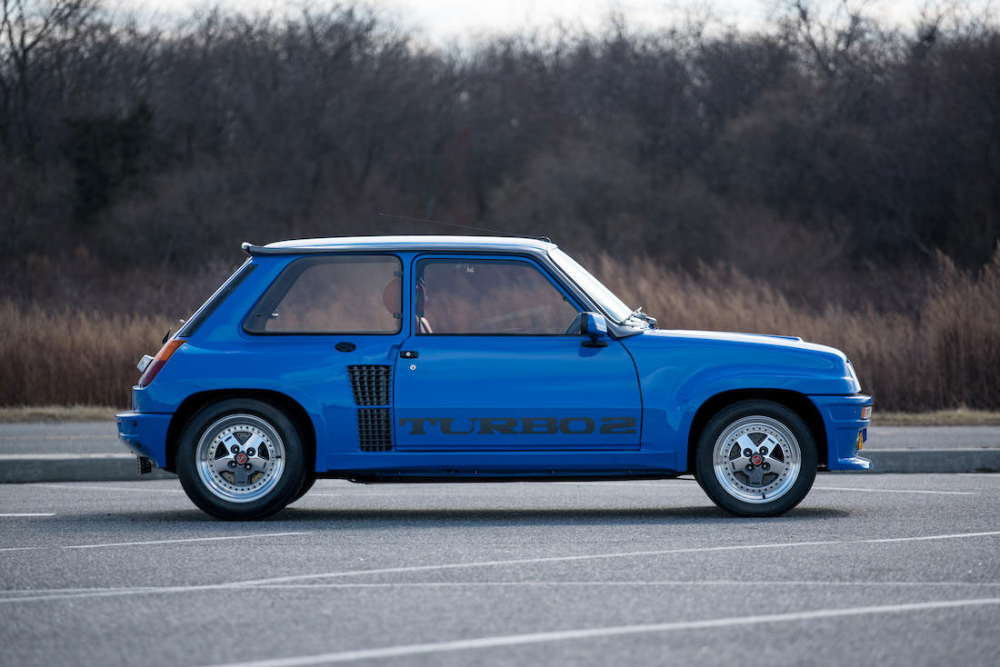 1983 Renault R5 Turbo 2 Hatchback
