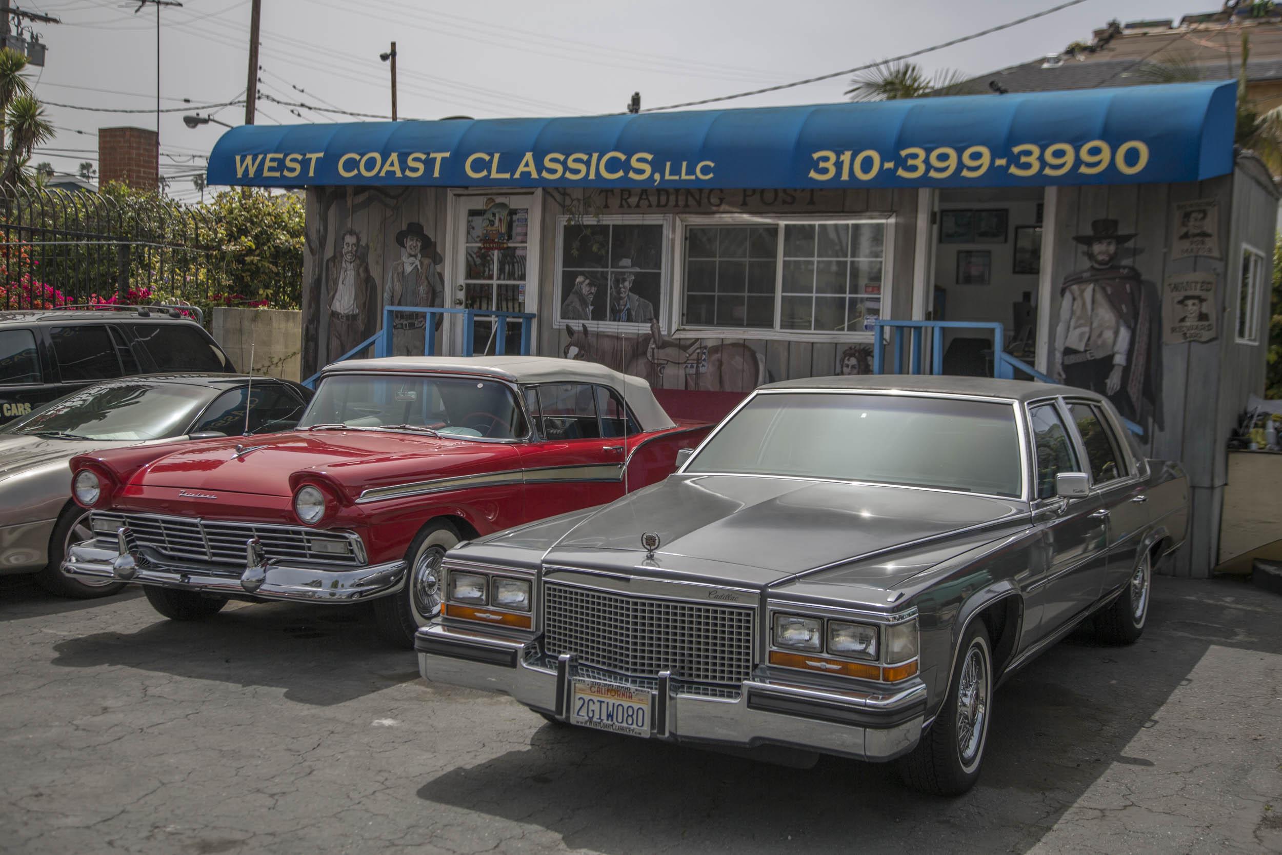 L.A.s West Coast Classics