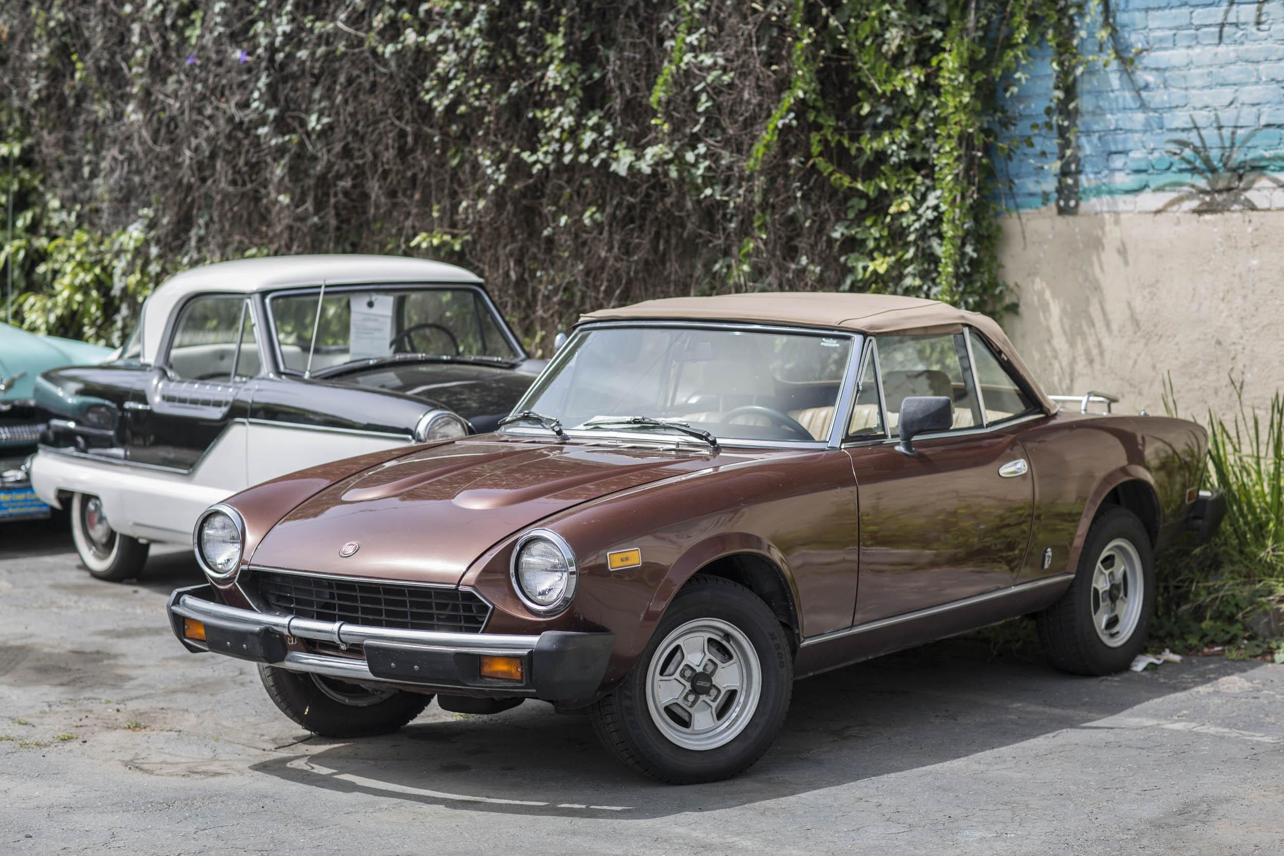 West Coast Classics Fiat