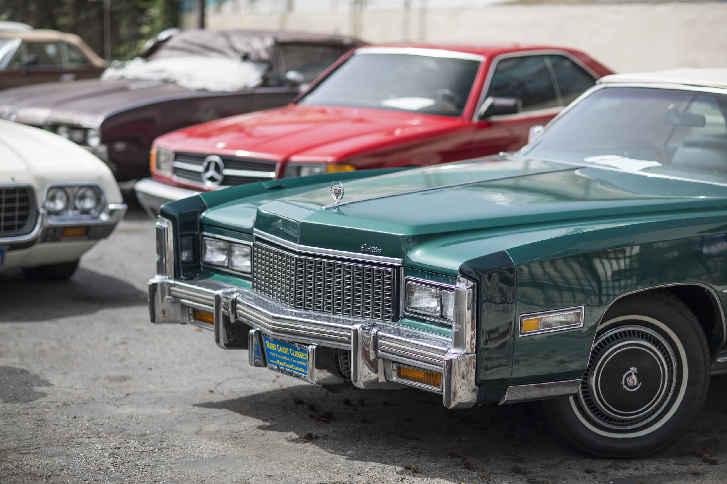 classic cars for sales at West Coast Classics