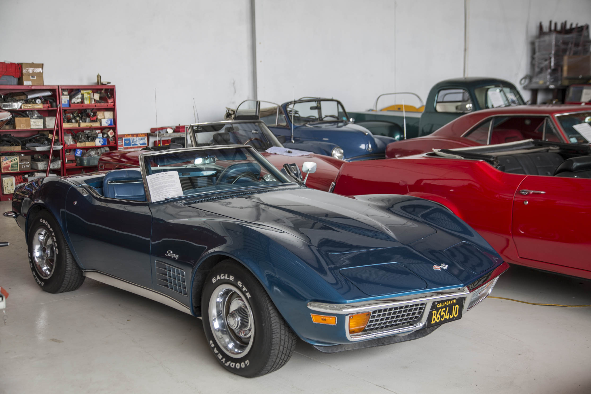 Corvette at Cars With Class