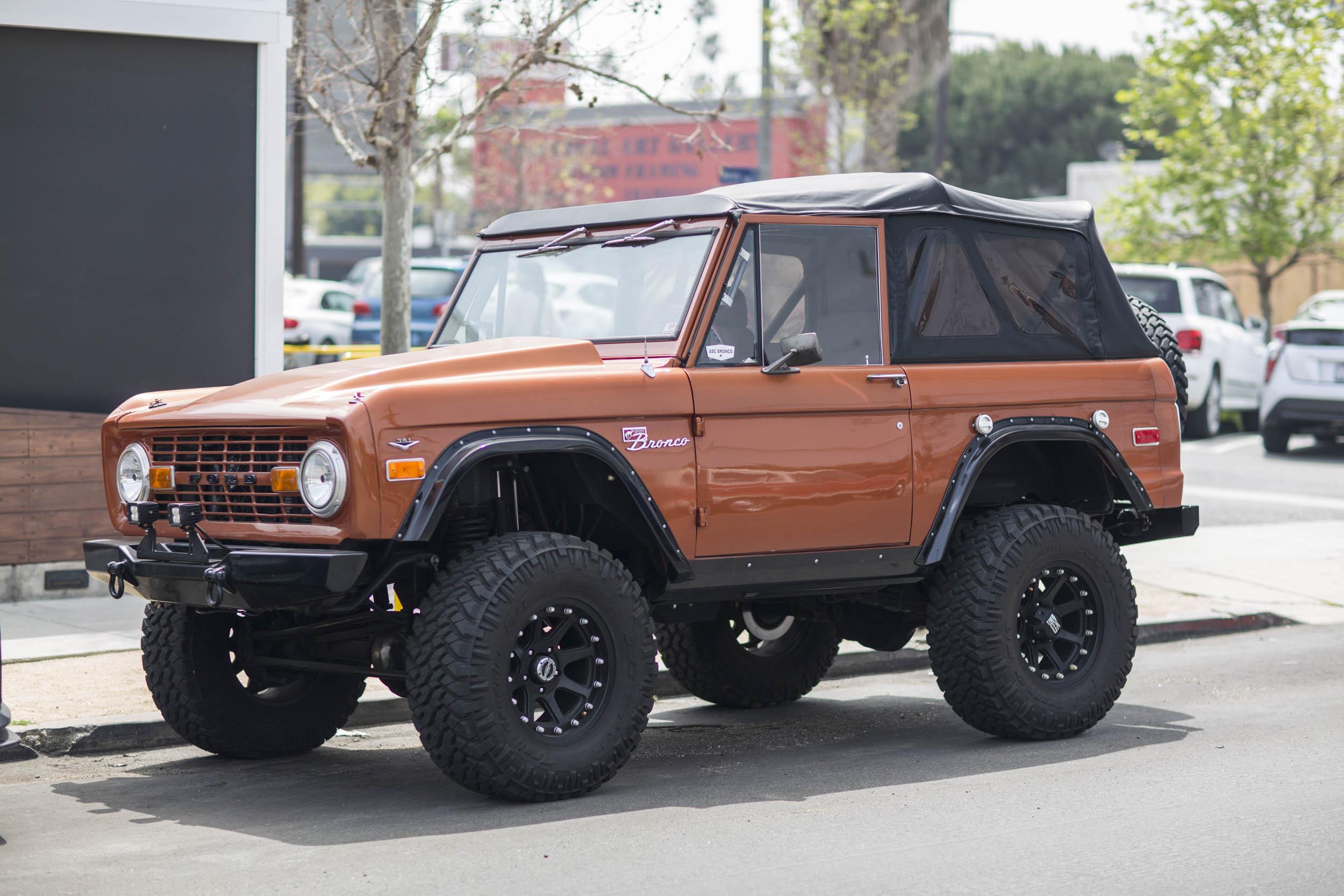 ASC Auto Bronco