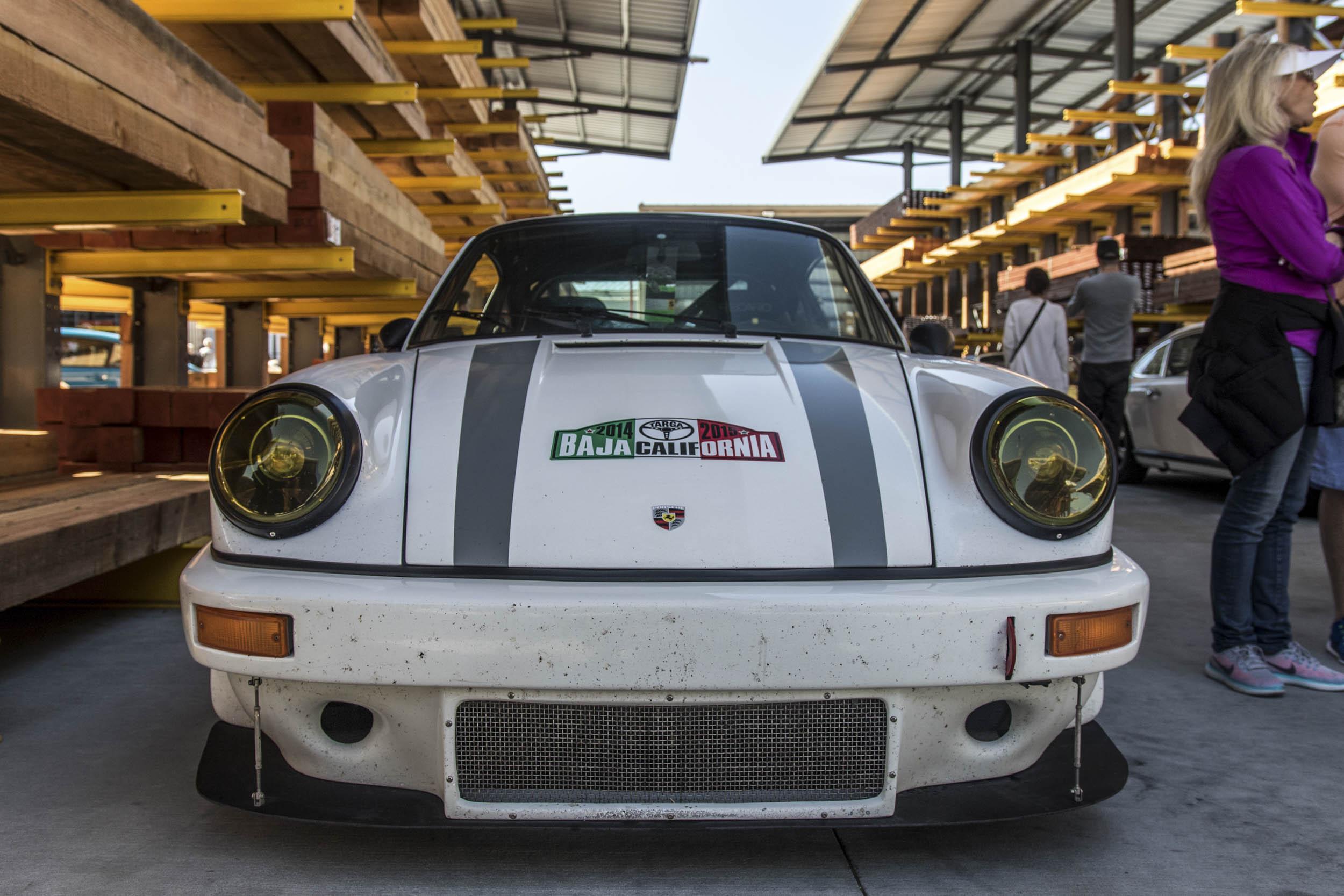 Porsche 911 front