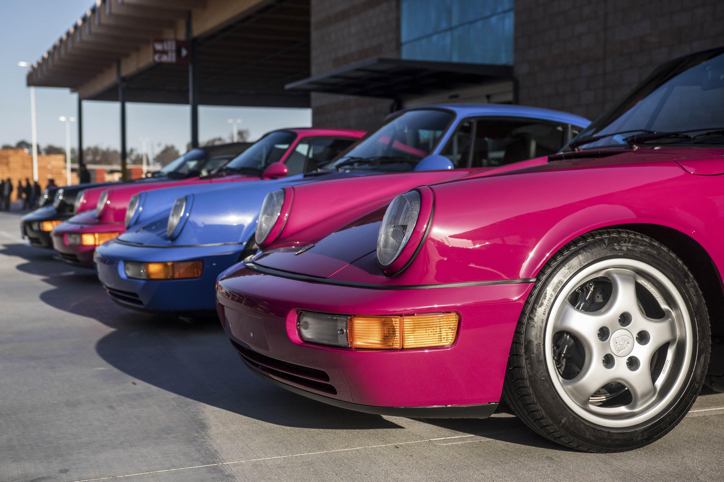 Luftgekühlt: An automotive music festival where Porsches sing thumbnail