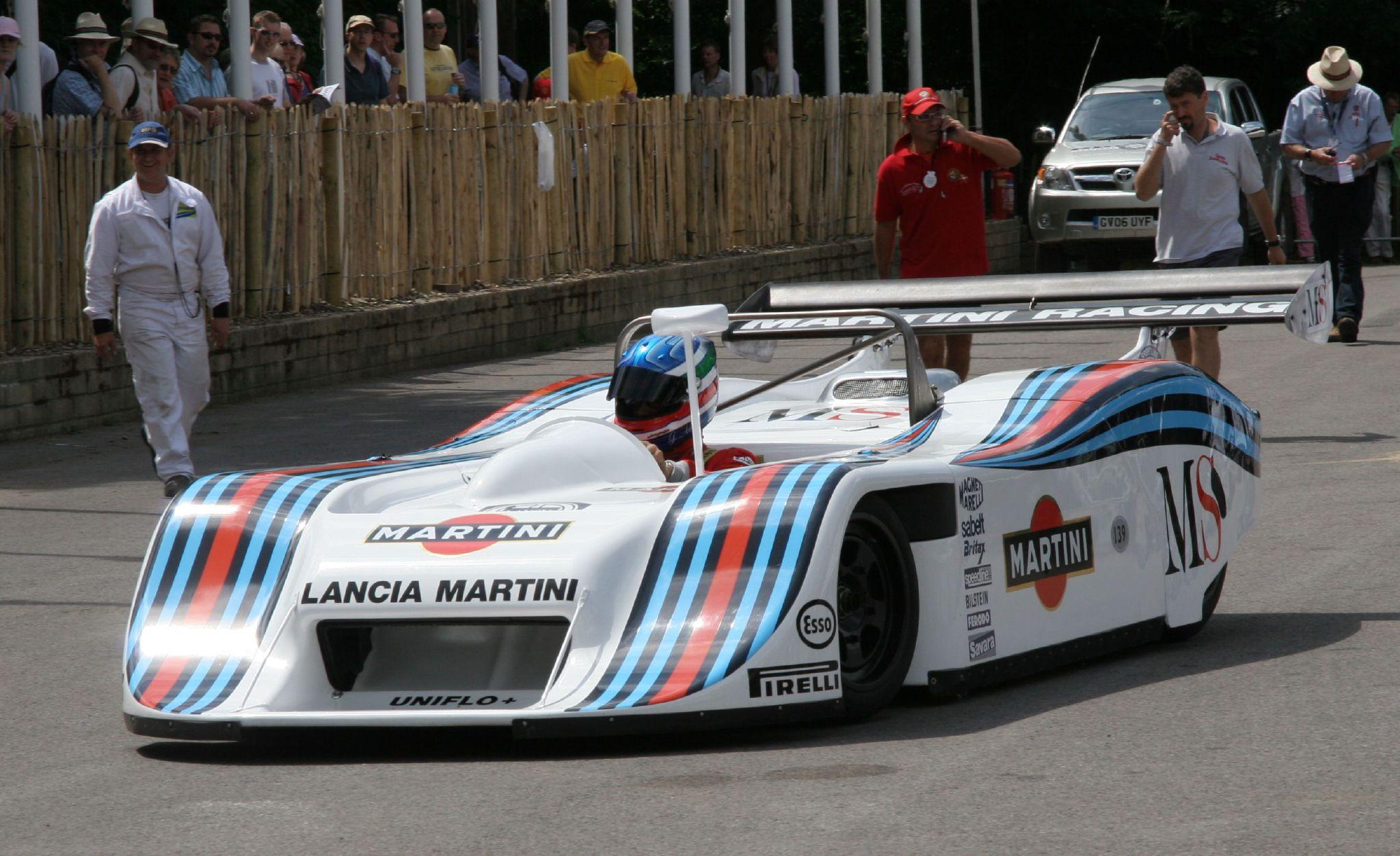 1982 Lancia LC1